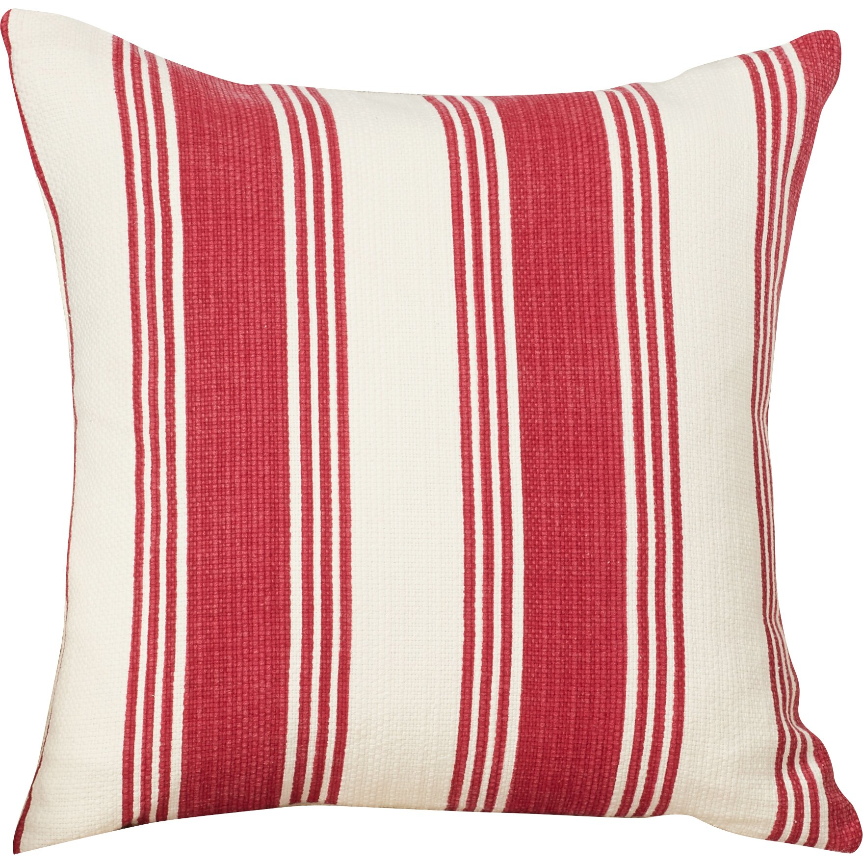 Throw Pillows The Bay : Darby Home Co Fagan Cotton Throw Pillow & Reviews Wayfair