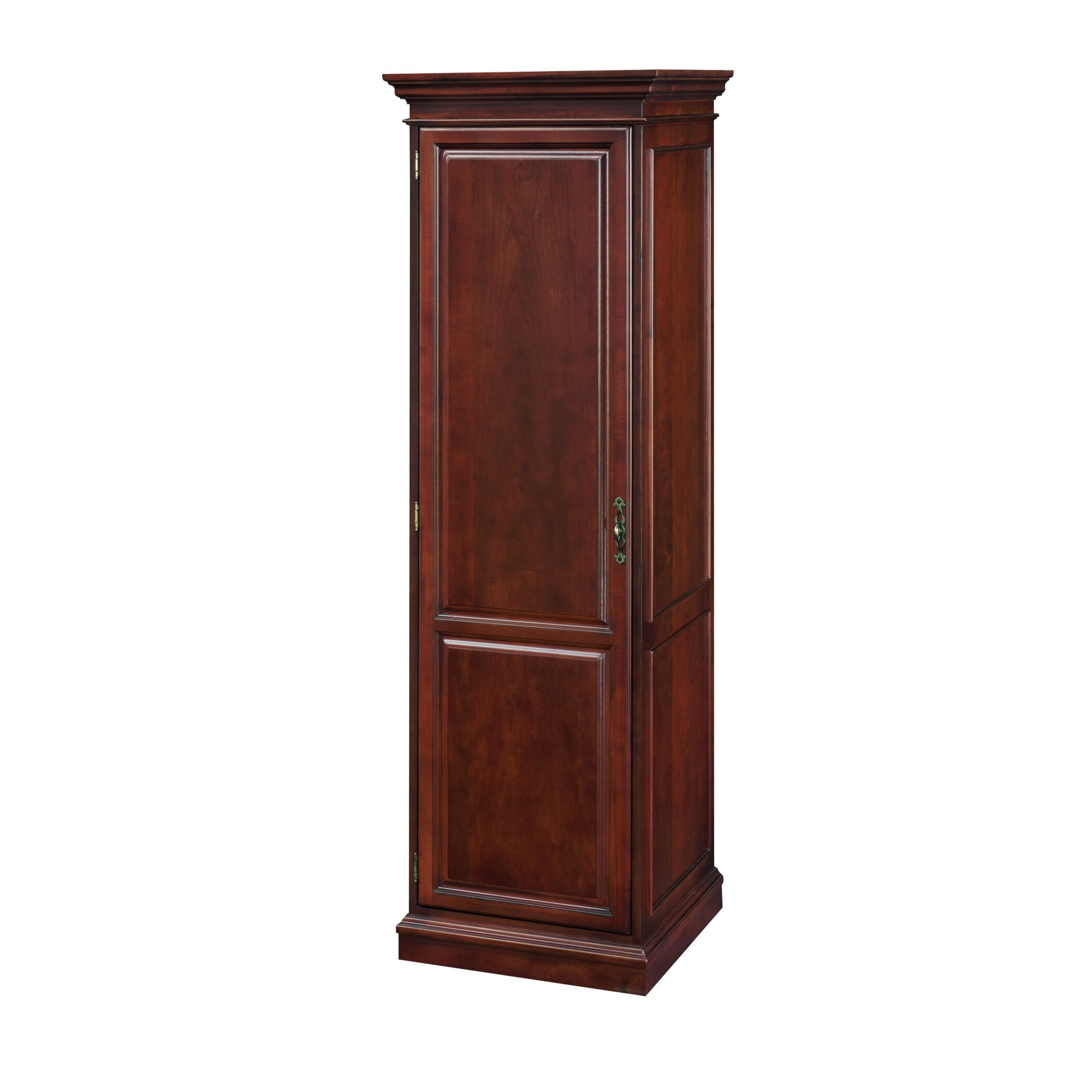 Darby home co prestbury armoire for 1 door storage cabinet
