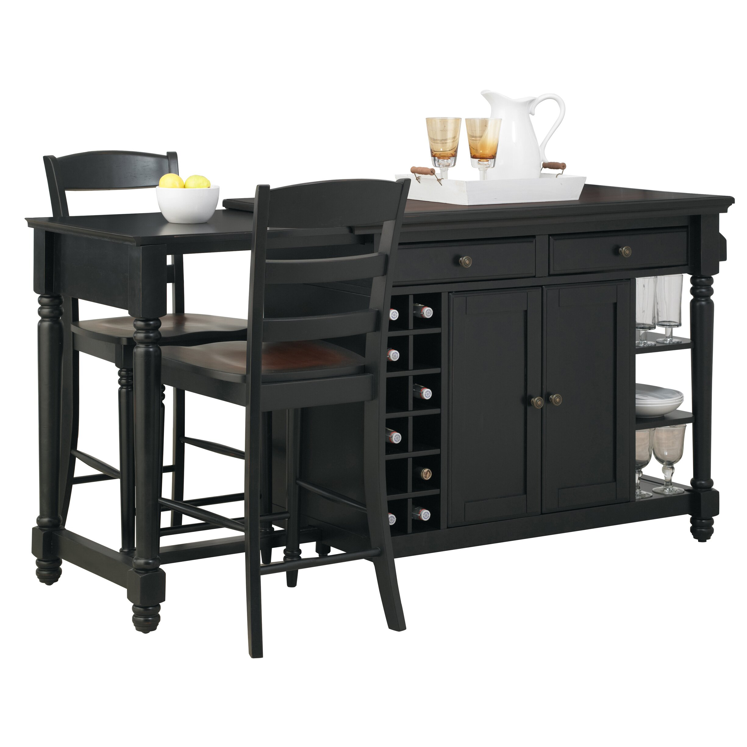 Cleanhill Kitchen Island