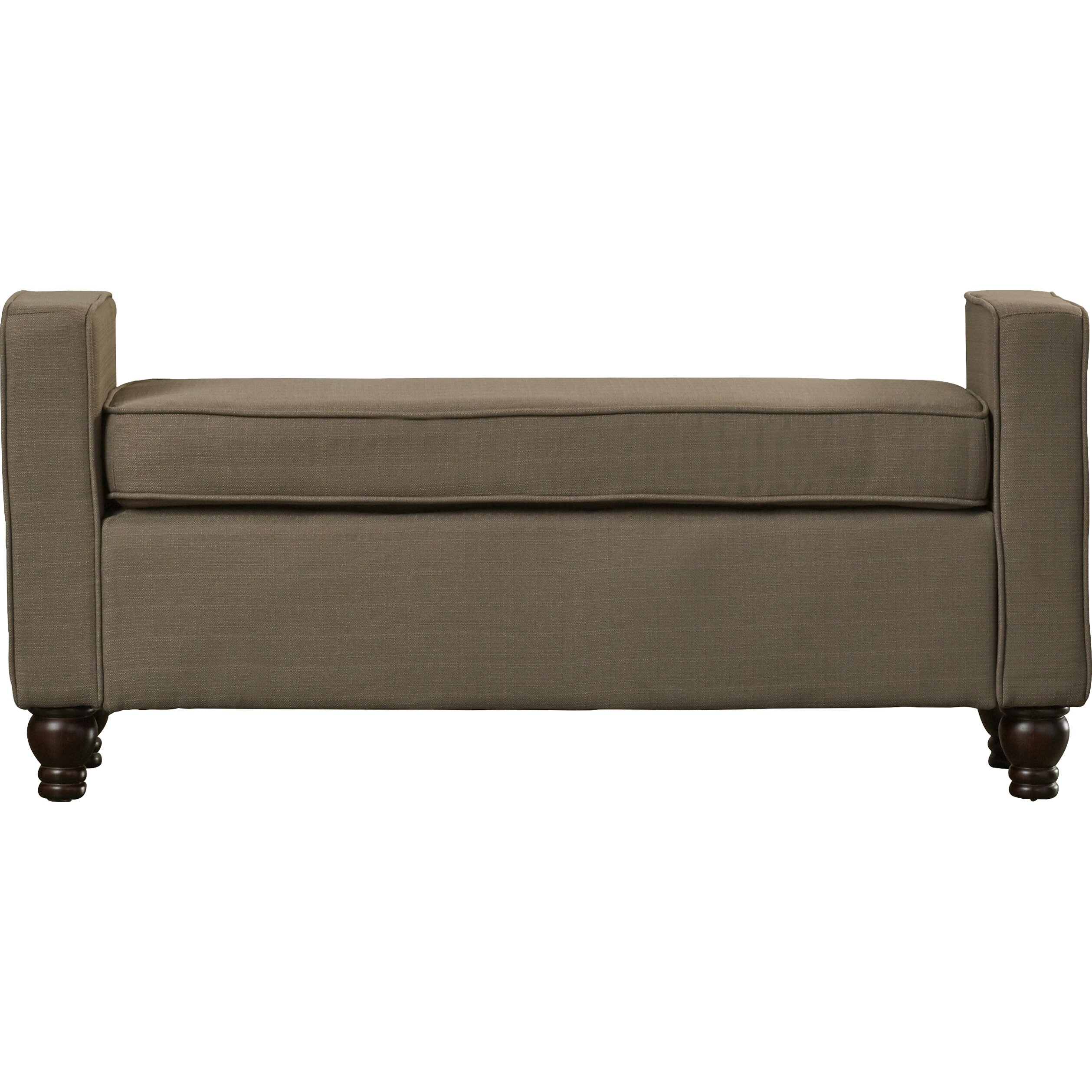 Darby Home Co Stoddard Upholstered Bedroom Bench Reviews Wayfair