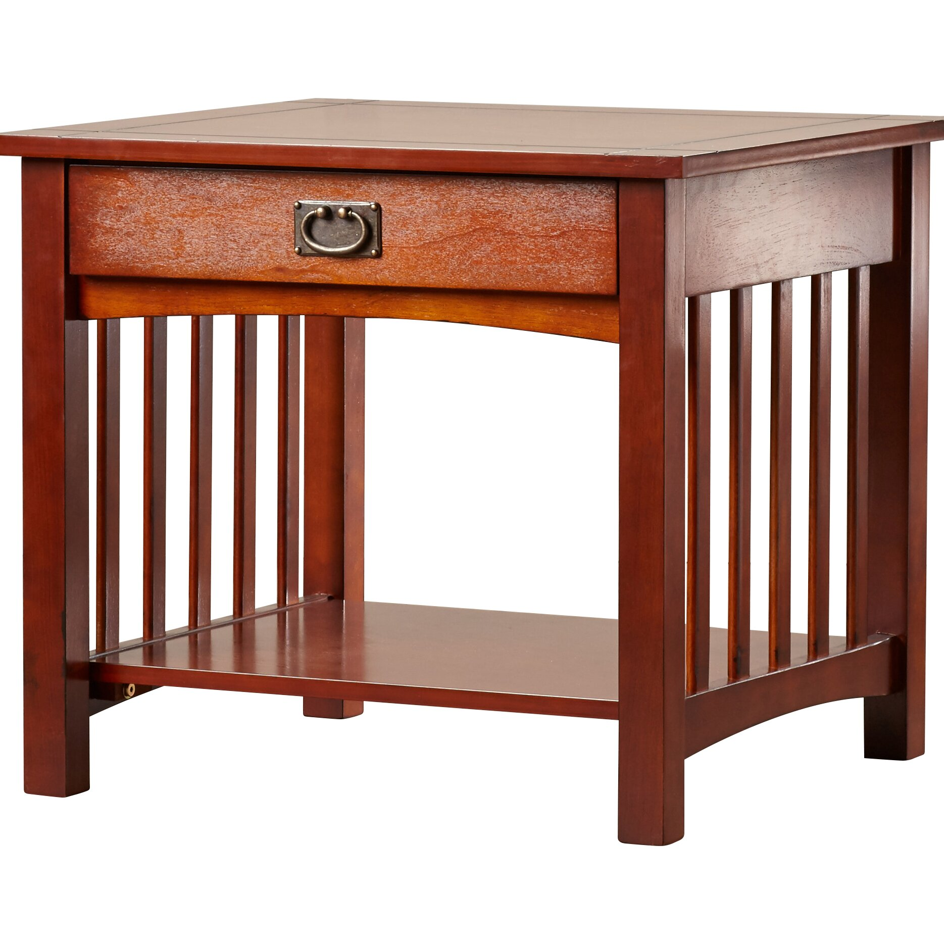 darby home co harvel 3 piece coffee table set reviews wayfair. Black Bedroom Furniture Sets. Home Design Ideas