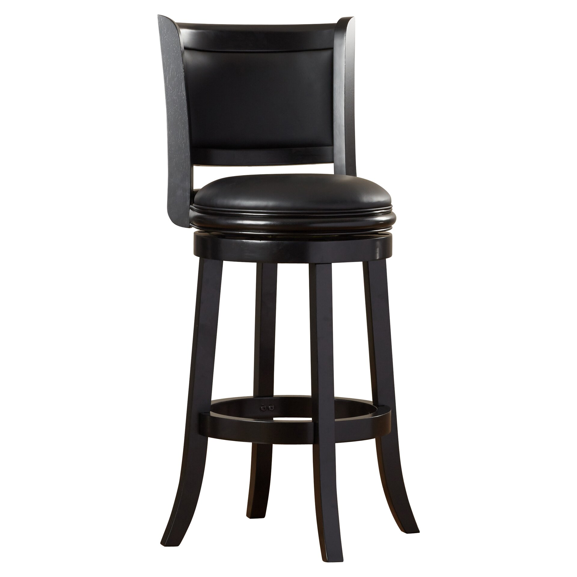 Darby home co orangeville 29 swivel bar stool reviews for Bar stools clearance