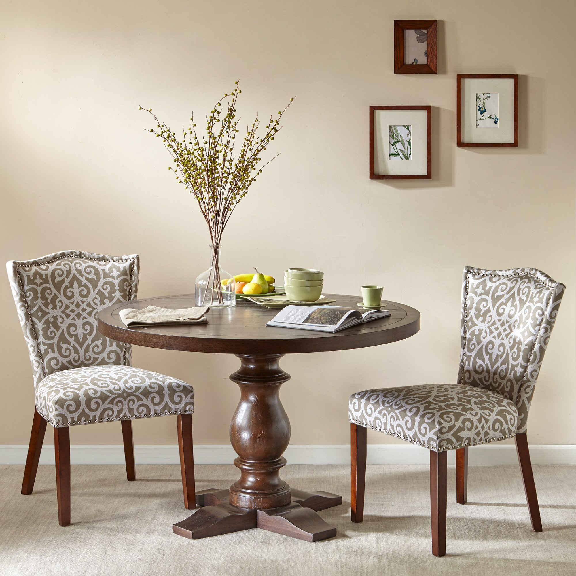 Darby Home Co Booth Dining Table
