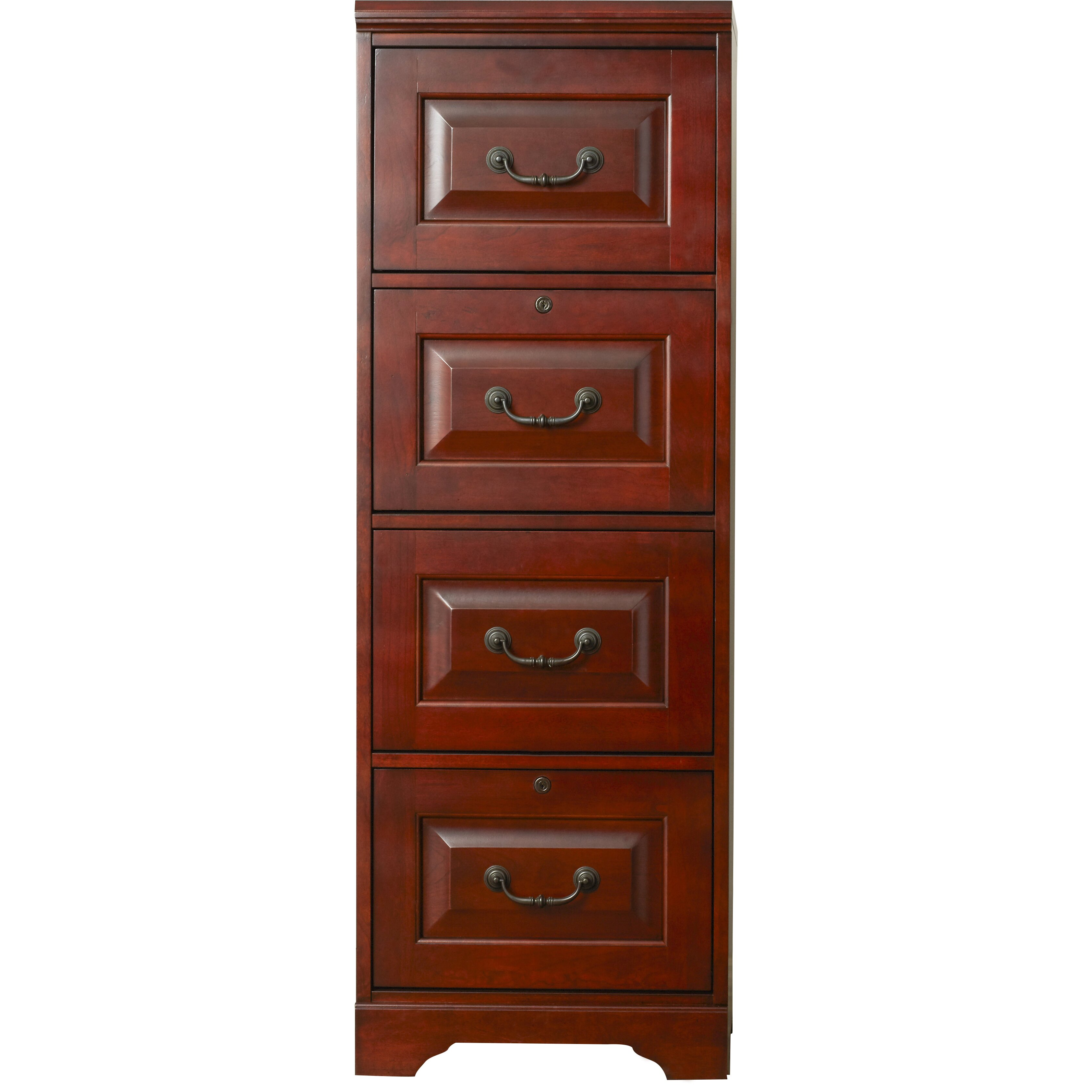 Darby Home Co Smithville 4 Drawer File Cabinet Reviews