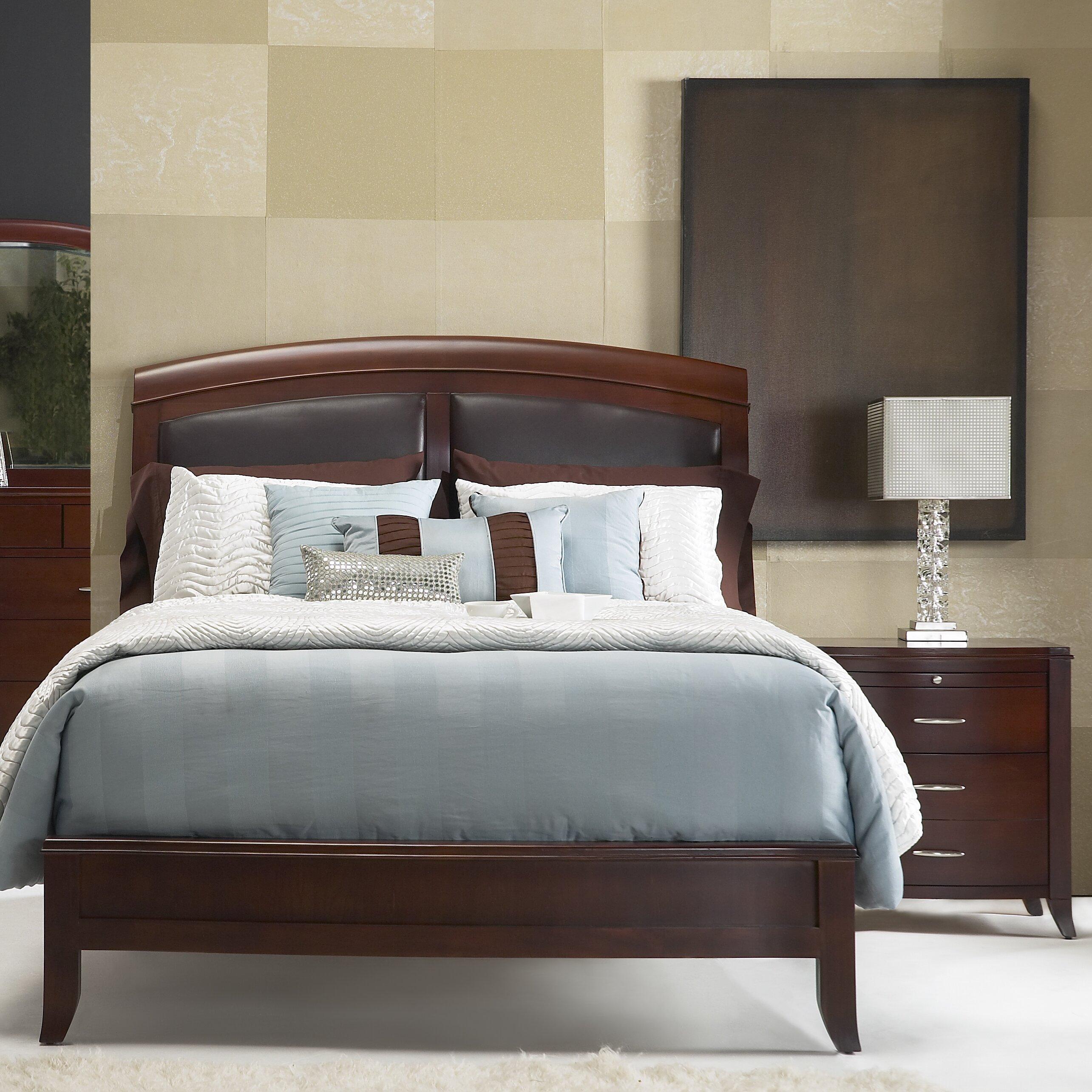 Darby Home Co Platform Customizable Bedroom Set Reviews Wayfair Supply