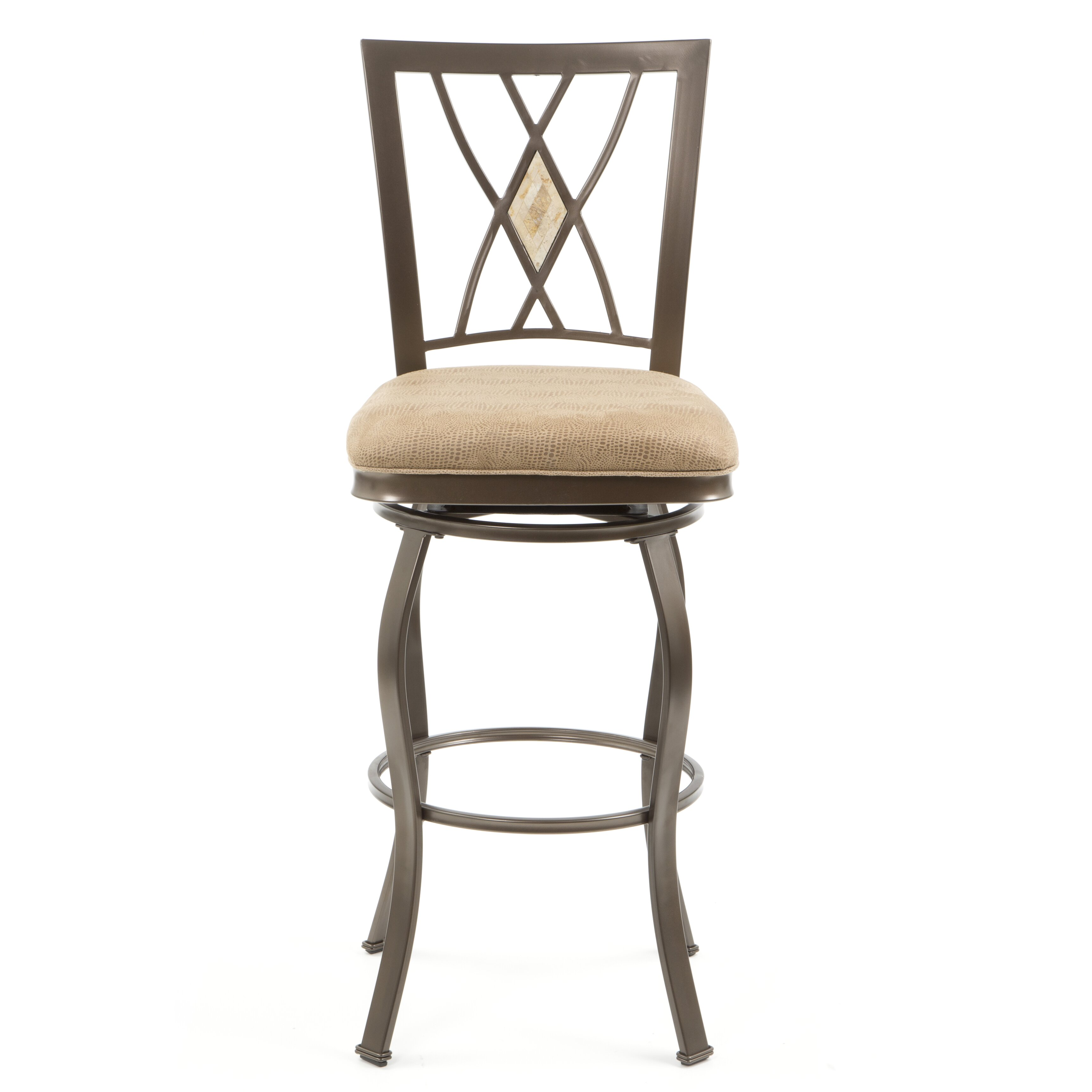 Darby Home Co Dallas 30 Swivel Bar Stool Reviews Wayfair