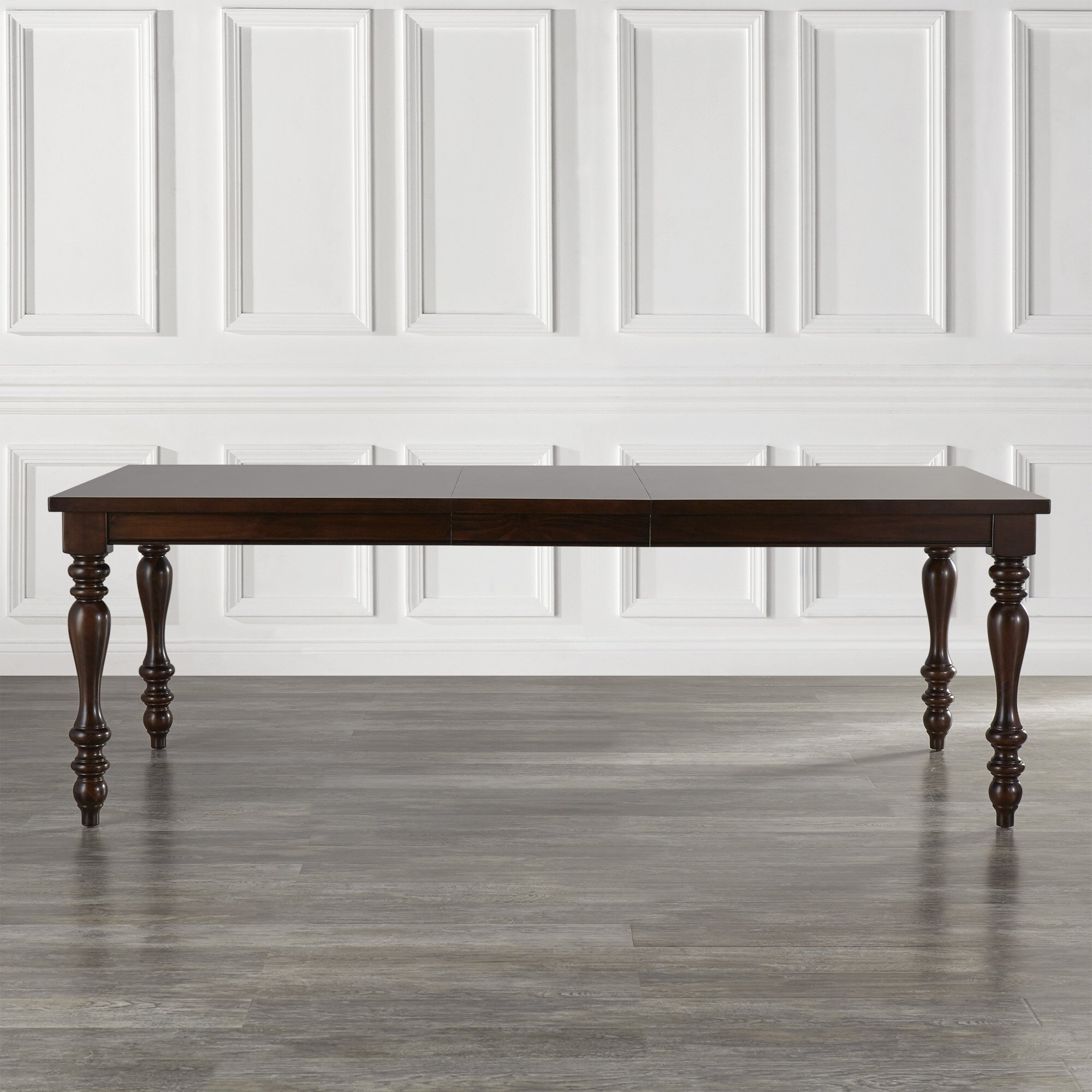 Darby Home Co Hilliard Extendable Dining Table amp Reviews  : Darby Home Co25C225AE Hilliard Extendable Dining Table from www.wayfair.com size 2000 x 2000 jpeg 550kB
