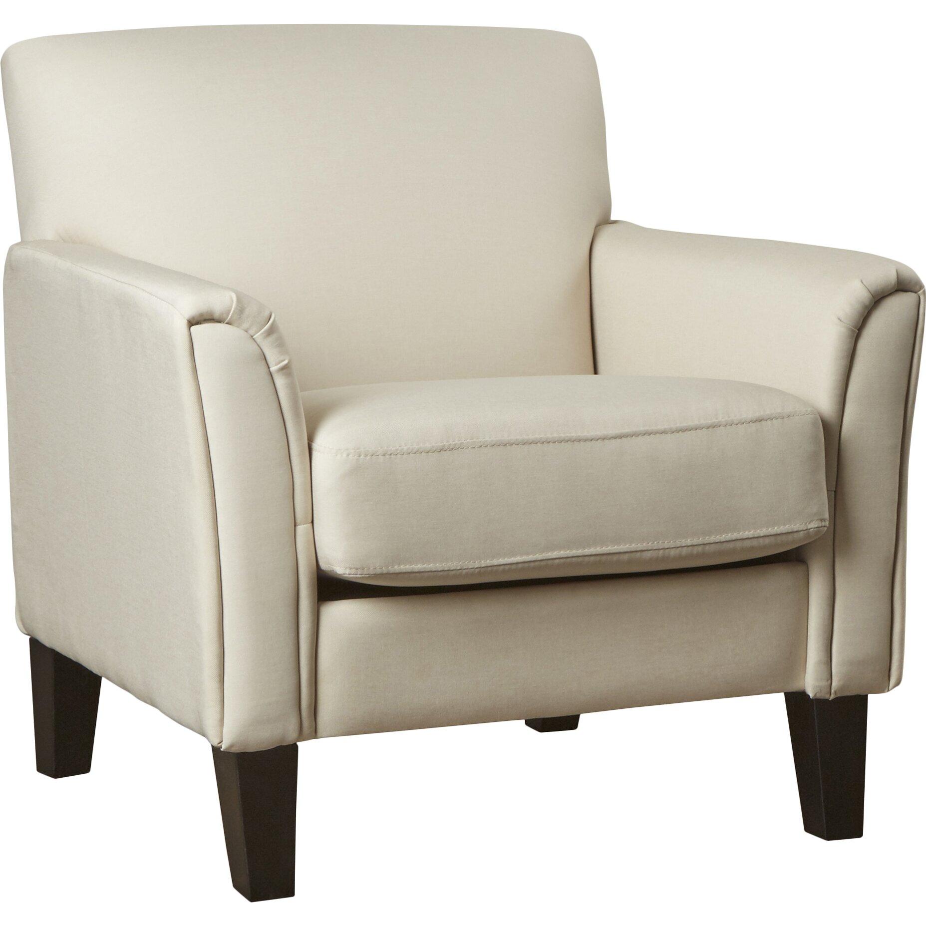Darby Home Co Crawford Modern Arm Chair Reviews Wayfair