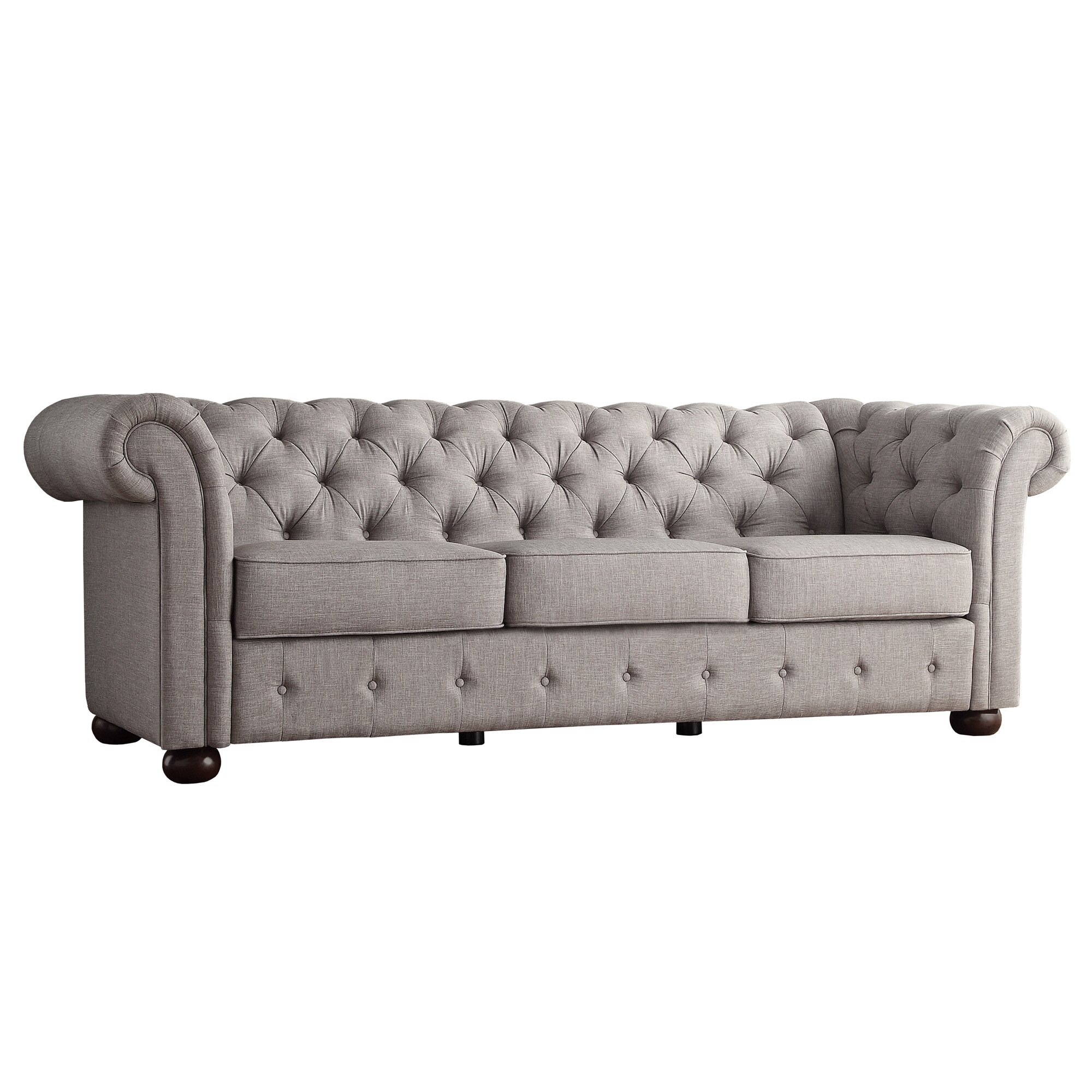 Darby Home Co Conners Tufted Sofa & Reviews  Wayfair