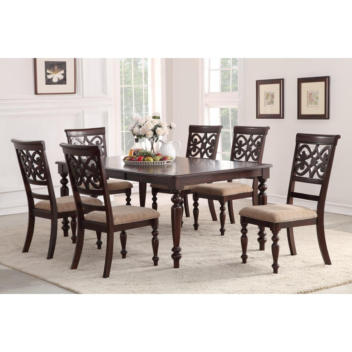 Darby Home Co Laconia Extendable Dining Table Wayfair : Darby Home Co25C225AE Laconia Extendable Dining Table from www.wayfair.com size 1177 x 1177 jpeg 232kB