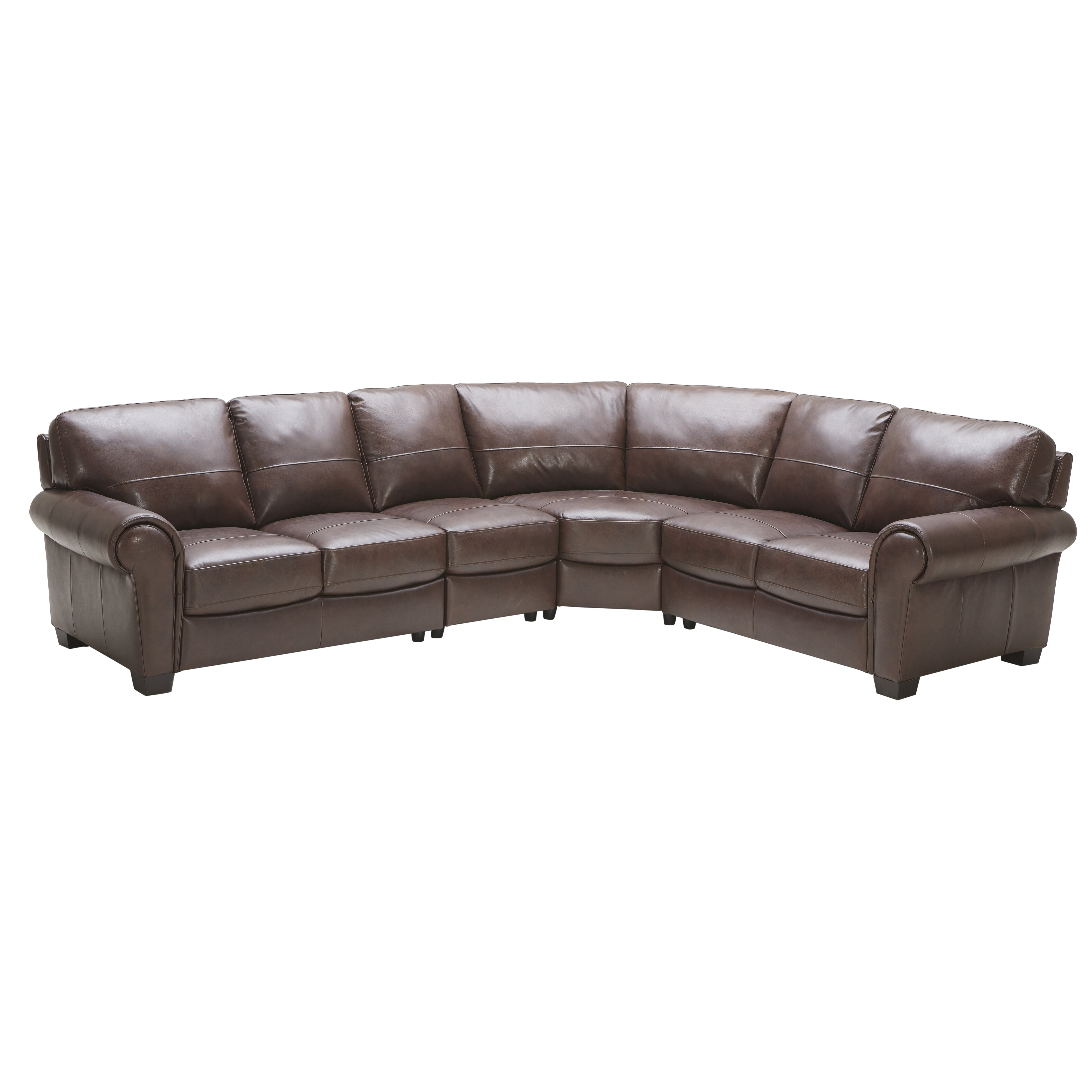 Modular Sectional Leather 28 Images Features Stacey Leather 6 Piece Modular Sectional Sofa
