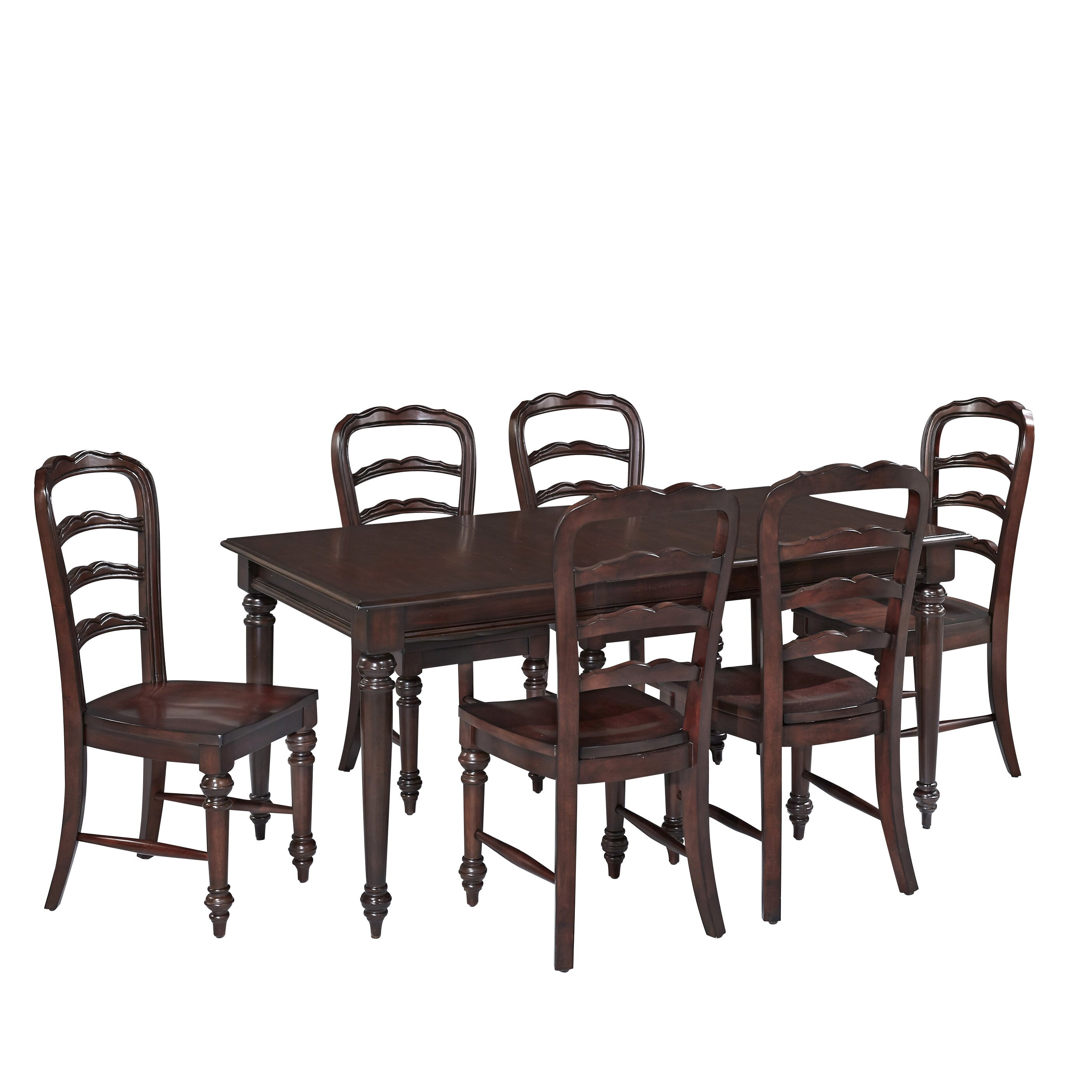 Darby Home Co Givens Extendable Dining Table amp Reviews  : Darby Home Co25C225AE Givens Extendable Dining Table from www.wayfair.com size 2808 x 2808 jpeg 575kB
