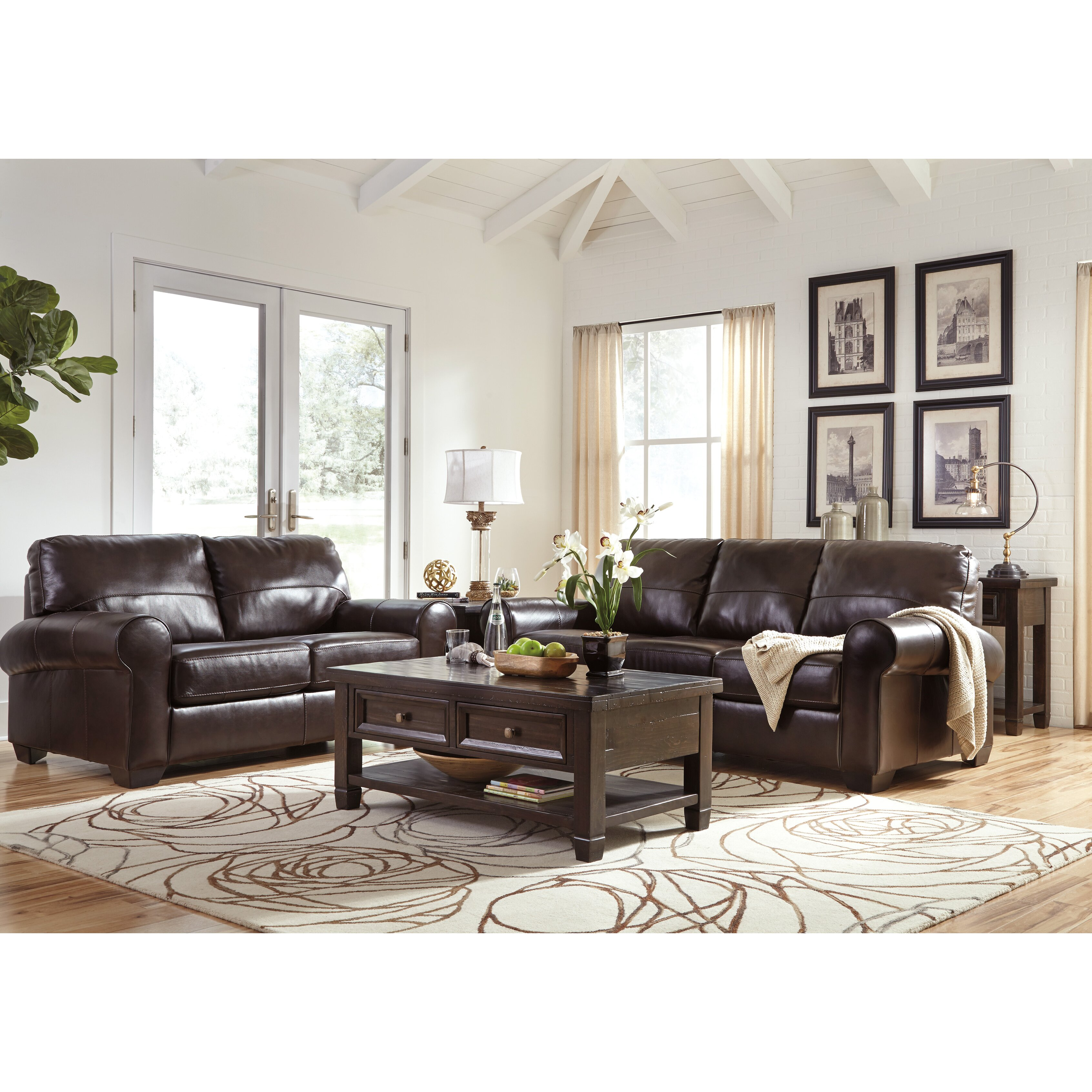 Wayfair Living Room Furniture Darby Home Co Bacall Living Room Collection Reviews Wayfair