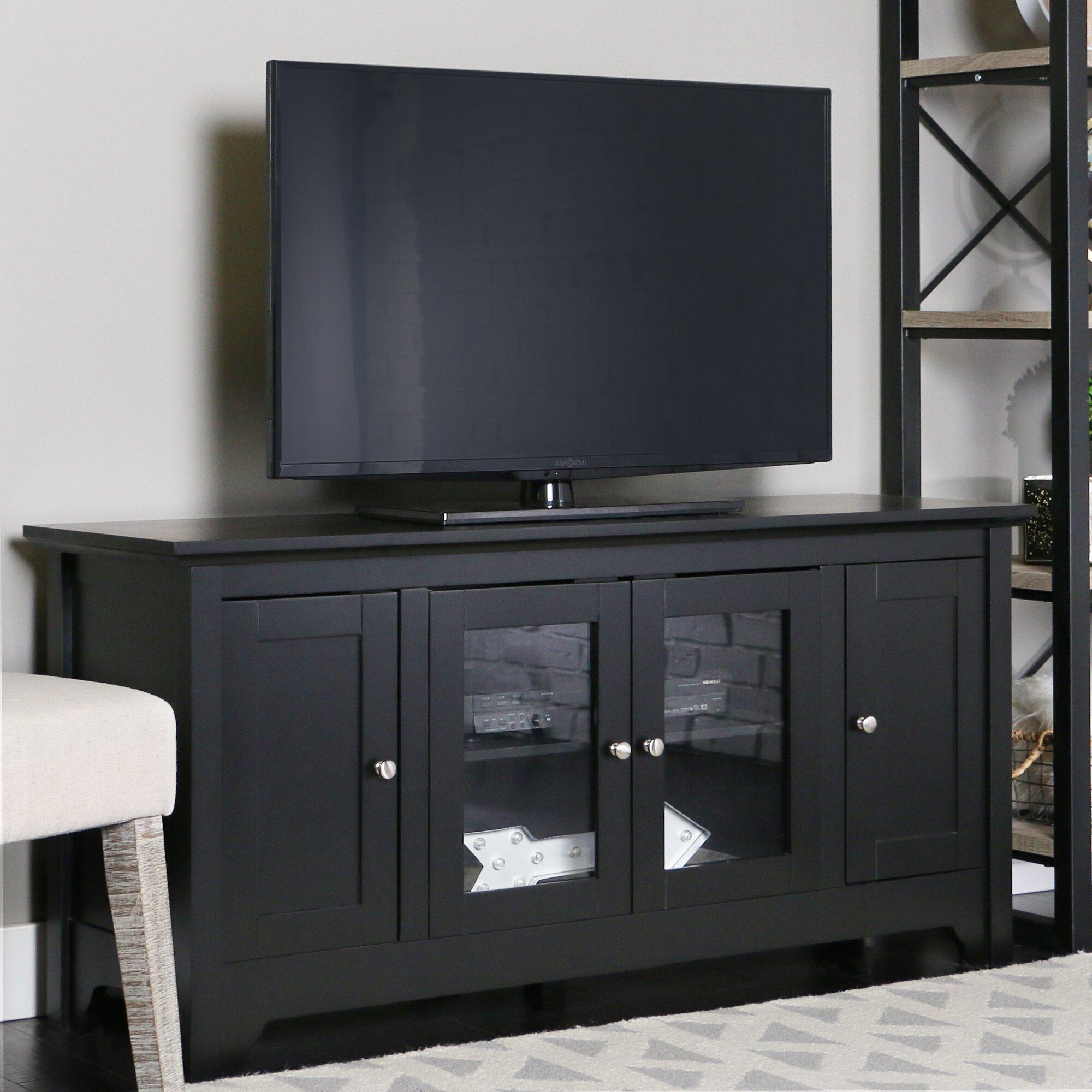 Tv Tables Hernan Tv Unit: Alcott Hill Clarissa TV Stand & Reviews