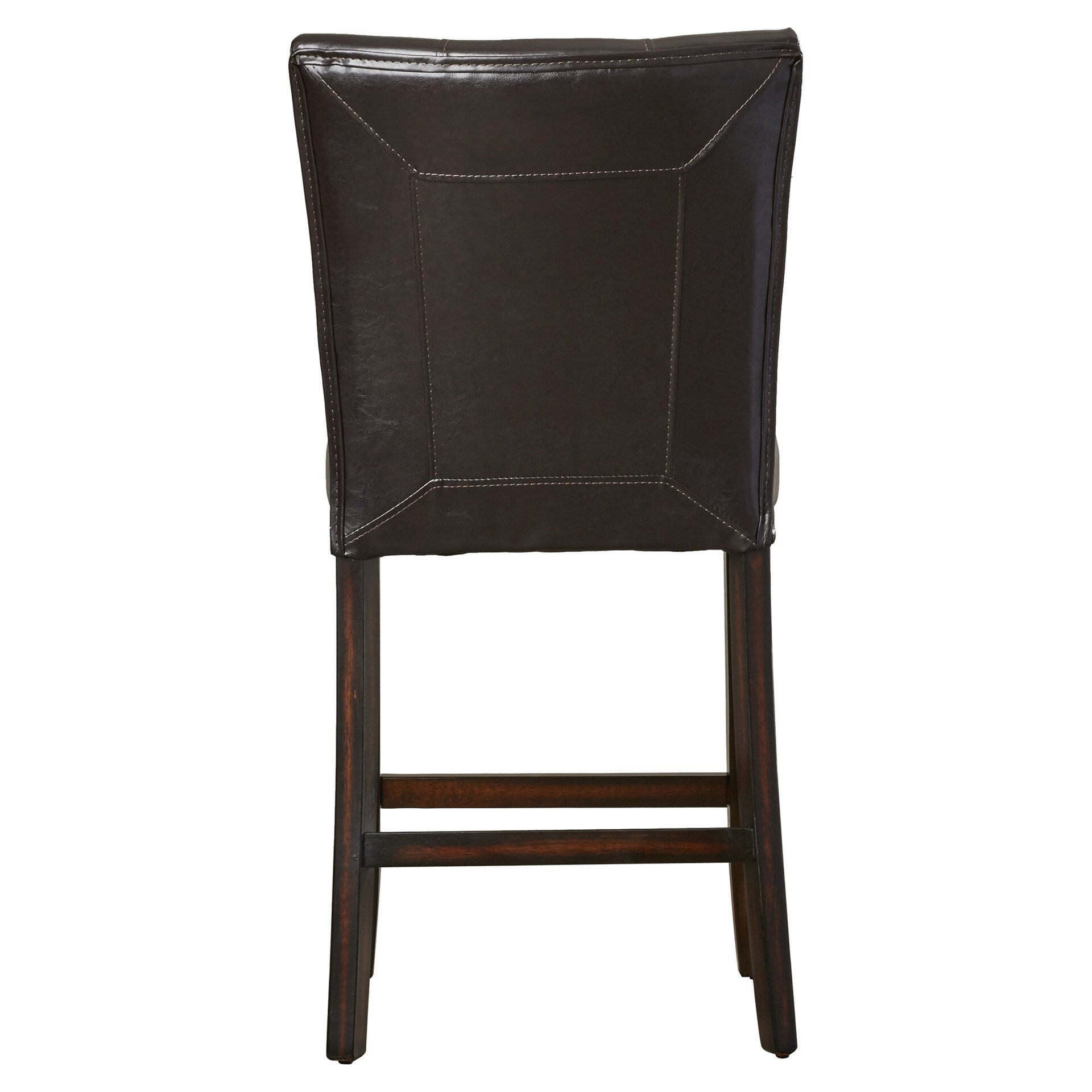 Alcott Hill Doylestown 24quot Bar Stool with Cushion  : Walley 24 Bar Stool with Cushion ALCT3158 from www.wayfair.com size 1920 x 1920 jpeg 162kB
