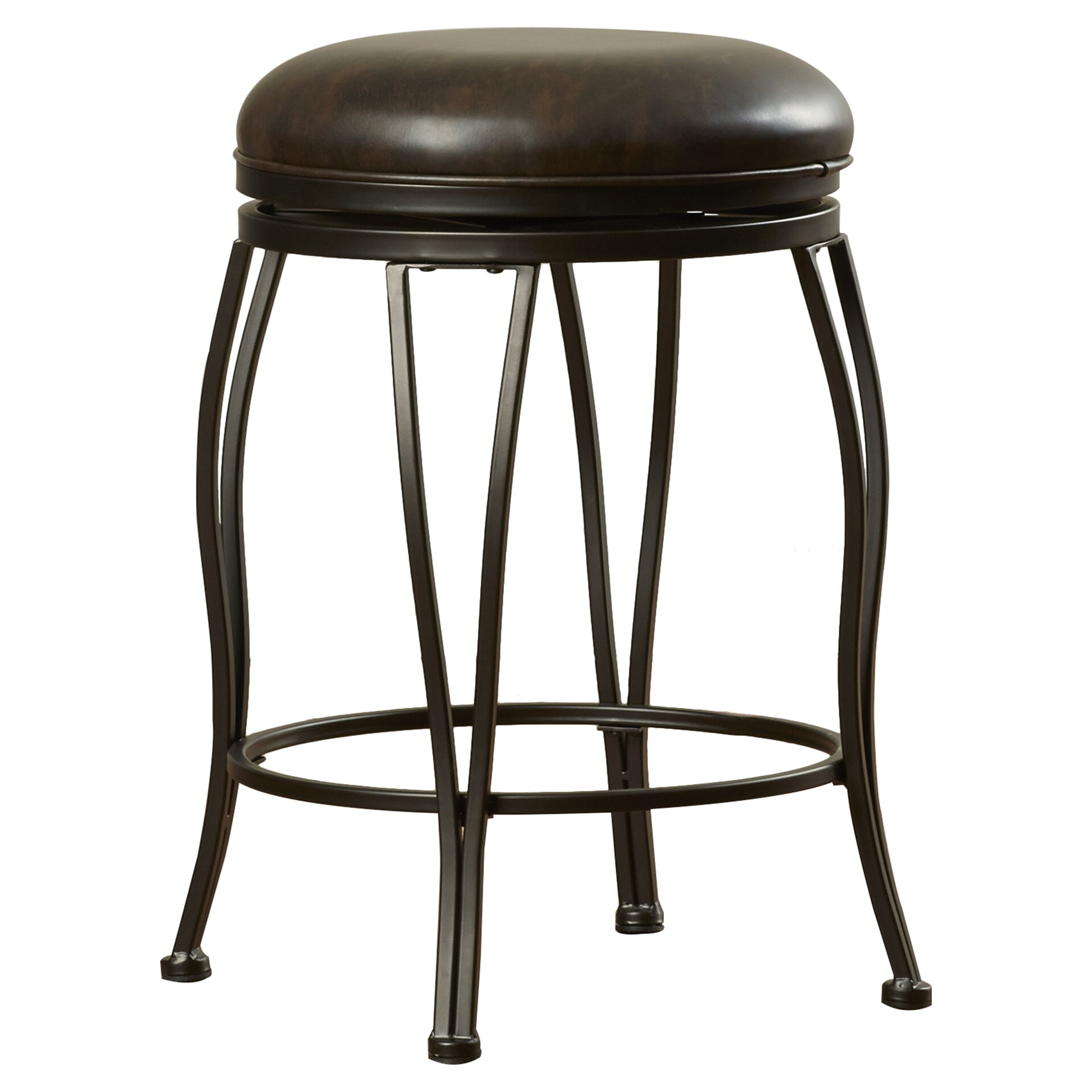 Alcott Hill Pagnano 24quot Swivel Bar Stool with Cushion  : Alcott Hill Pagnano 24 Swivel Bar Stool with Cushion ALCT3064 from www.wayfair.com size 1920 x 1920 jpeg 248kB