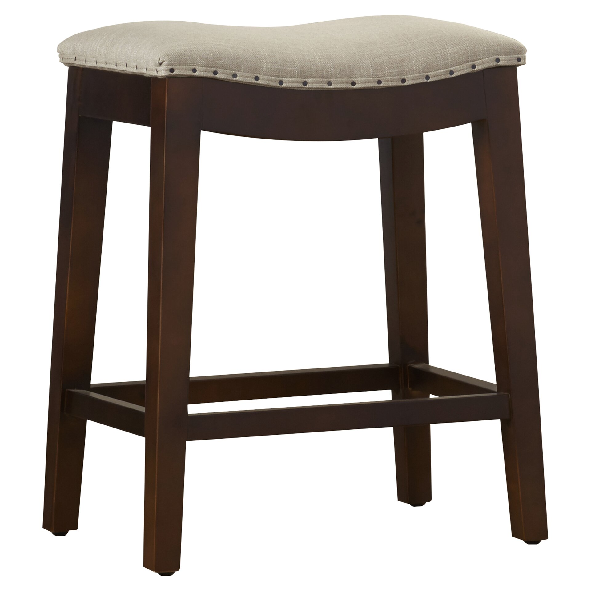 Alcott Hill Stoutsville 24quot Bar Stool with Cushion  : Stoutsville 24 Bar Stool with Cushion ALCT2456 from www.wayfair.com size 1920 x 1920 jpeg 262kB