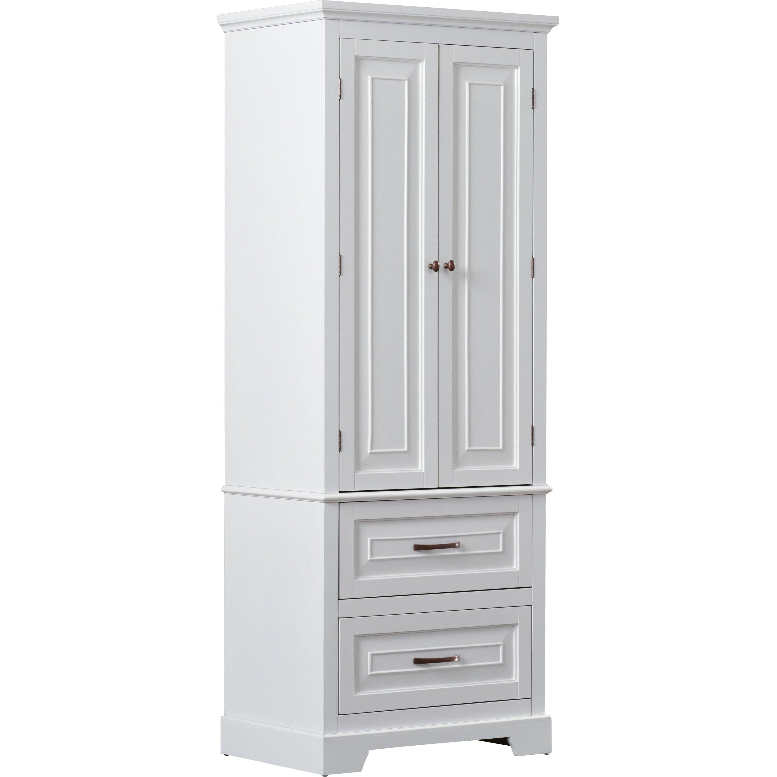Alcott Hill Prater 24 X 62 Free Standing Cabinet Reviews Wayfair