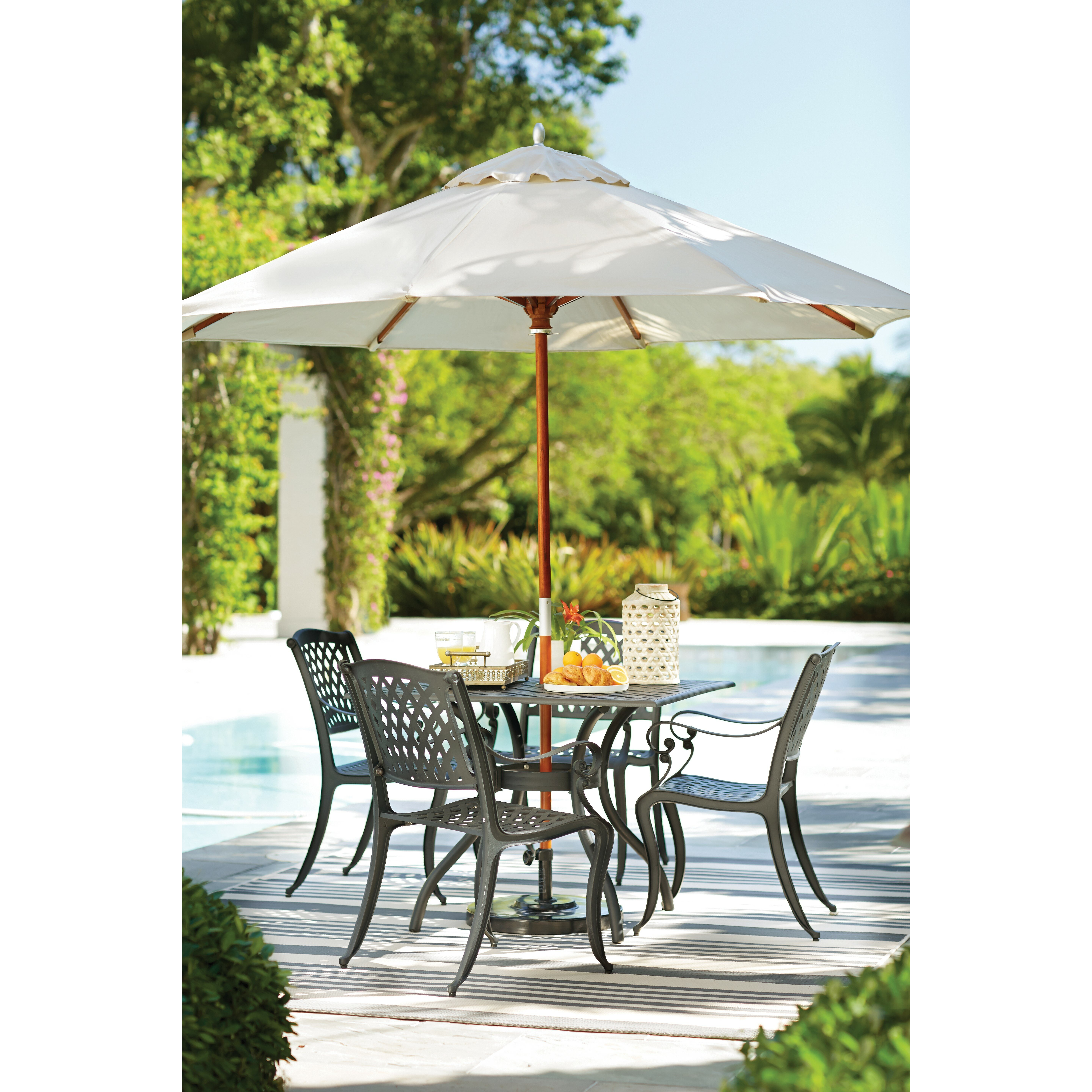 outdoor patio furniture four person patio dining sets alcott hill