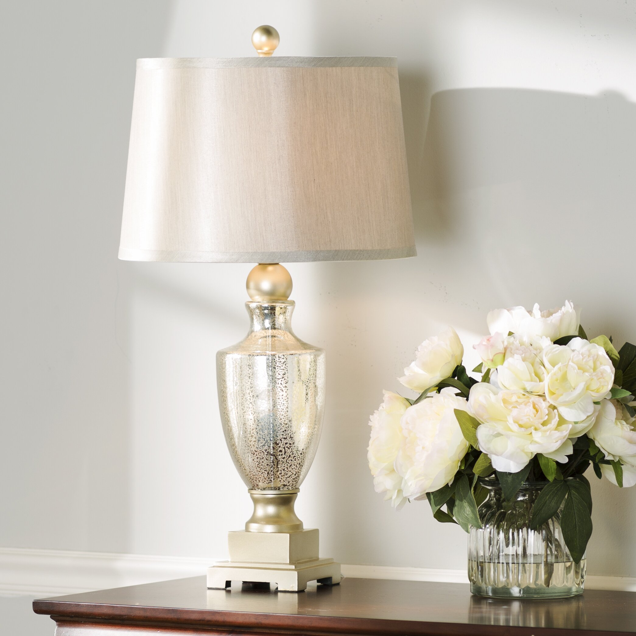 "Alcott Hill 29"" Table Lamp & Reviews"