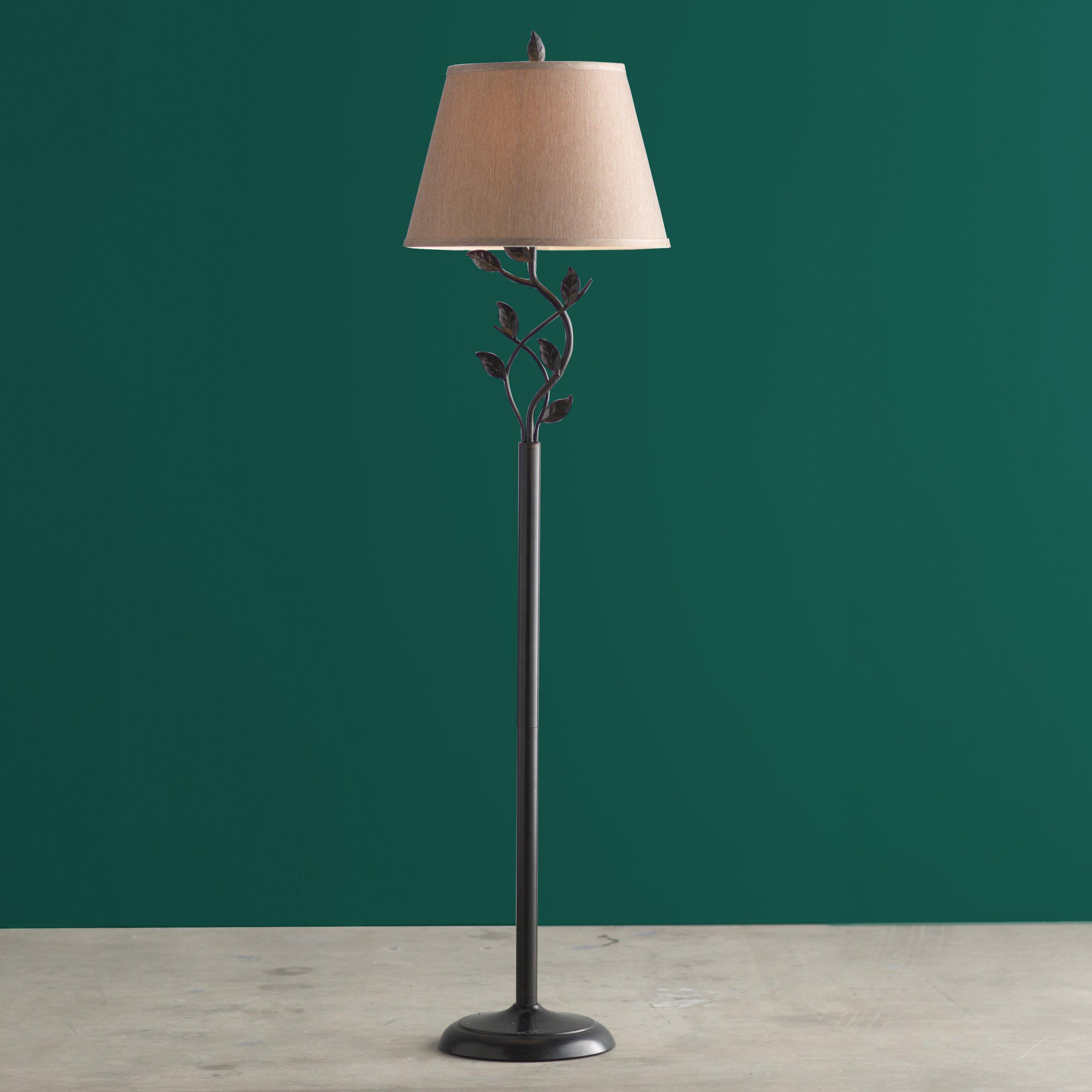 Alcott Hill Canterbury 58 Quot Floor Lamp Amp Reviews Wayfair