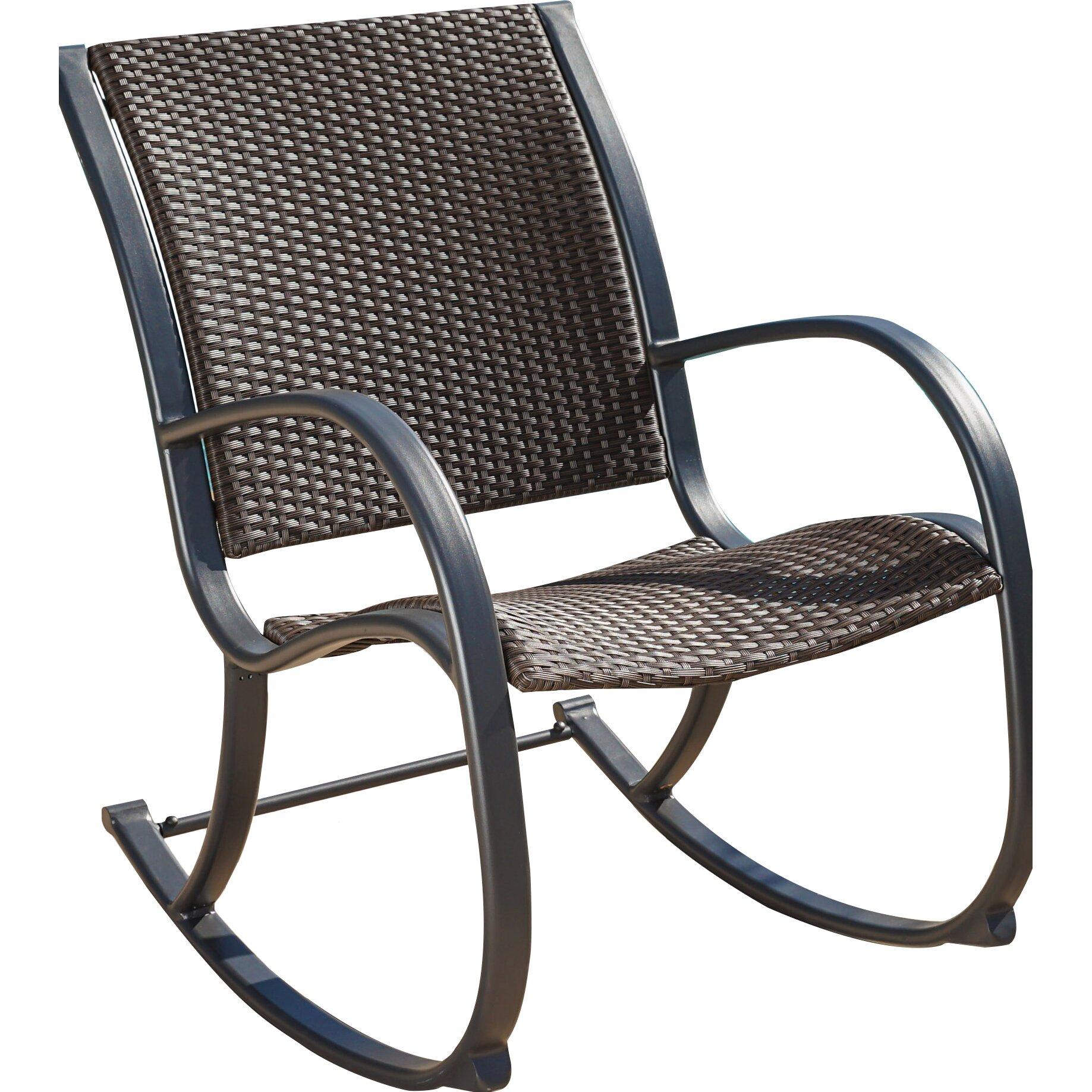 Alcott Hill Eales Rocking Chair Amp Reviews Wayfair