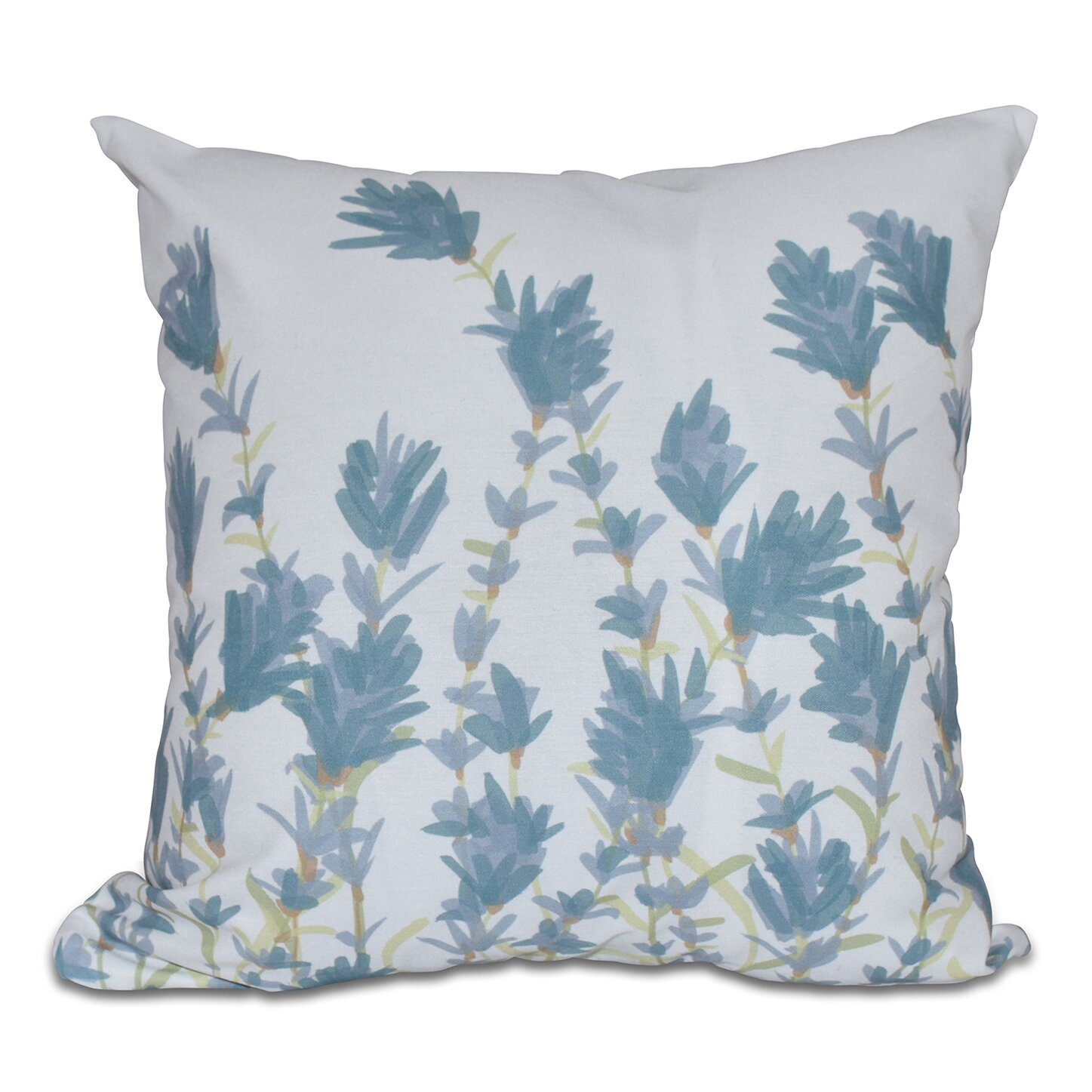 Lilac Floral Throw Pillow : Alcott Hill Orchard Lane Lavender Floral Throw Pillow & Reviews Wayfair.ca