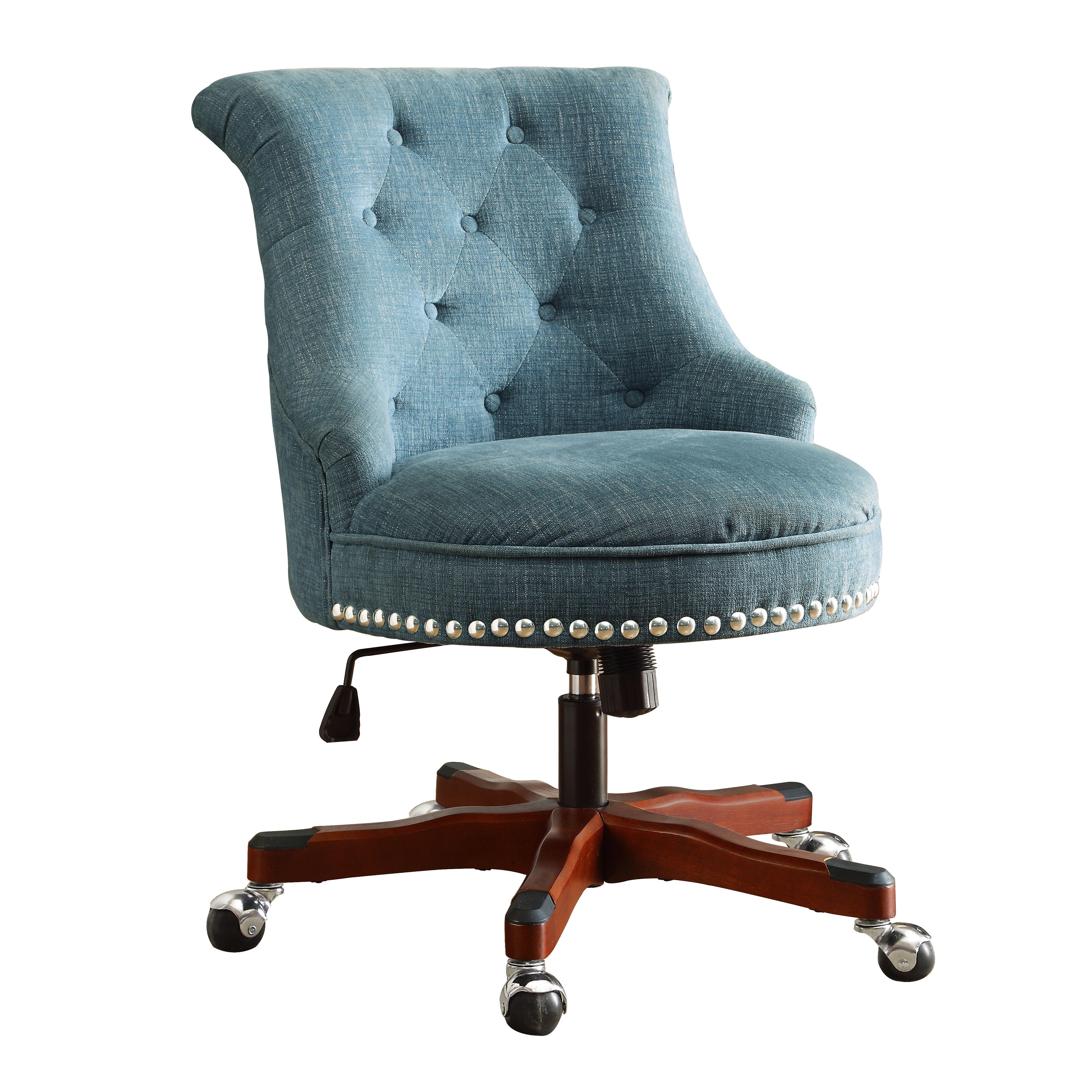 Alcott Hill Cleveland Mid Back Desk Chair Amp Reviews Wayfair