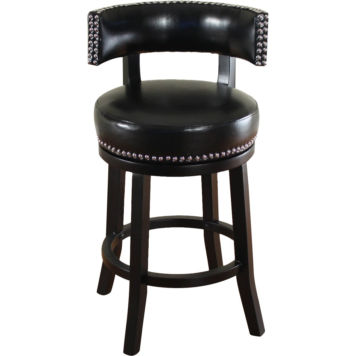 Alcott Hill Cyril 26quot Swivel Bar Stool with Cushion  : Alcott Hill Cyril 26 Swivel Bar Stool with Cushion ALCT5277 from www.wayfair.com size 1190 x 1190 jpeg 112kB