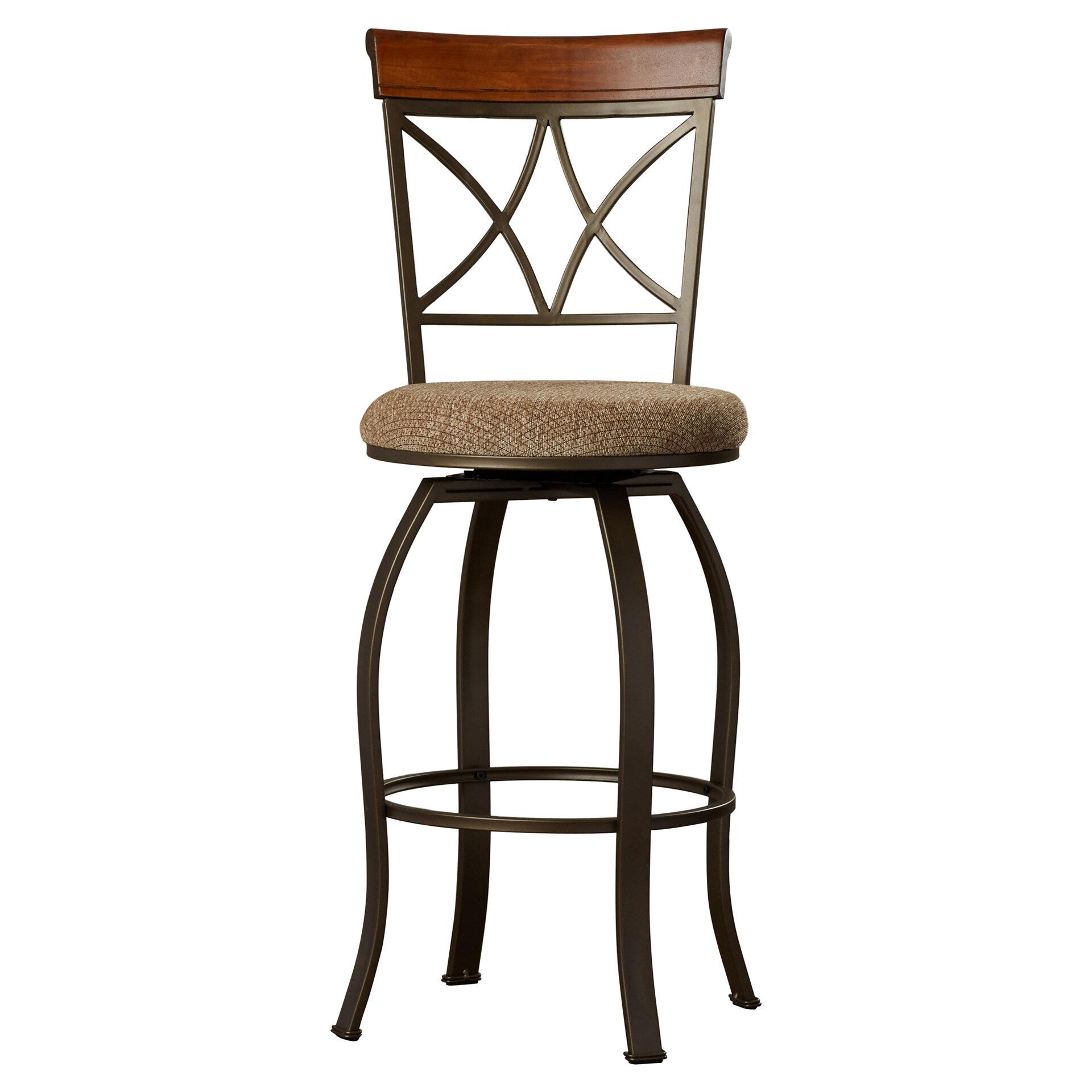 Charlton Home Follmer 29quot Swivel Bar Stool with Cushion  : Charlton Home25C225AE Follmer 29 Swivel Bar Stool with Cushion from www.wayfair.com size 1920 x 1920 jpeg 235kB