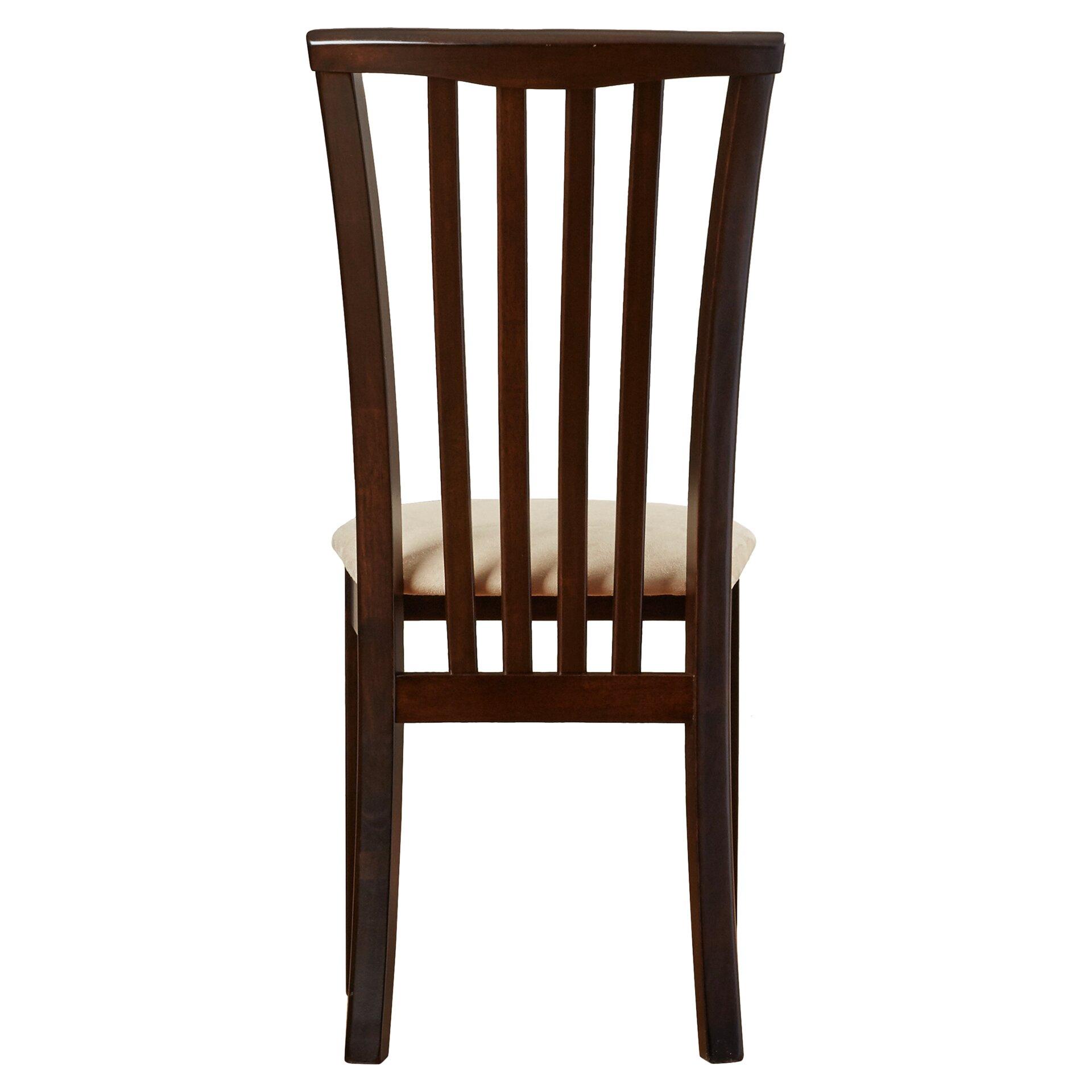 Charlton Home Peru Side Chair With Cushion Wayfair