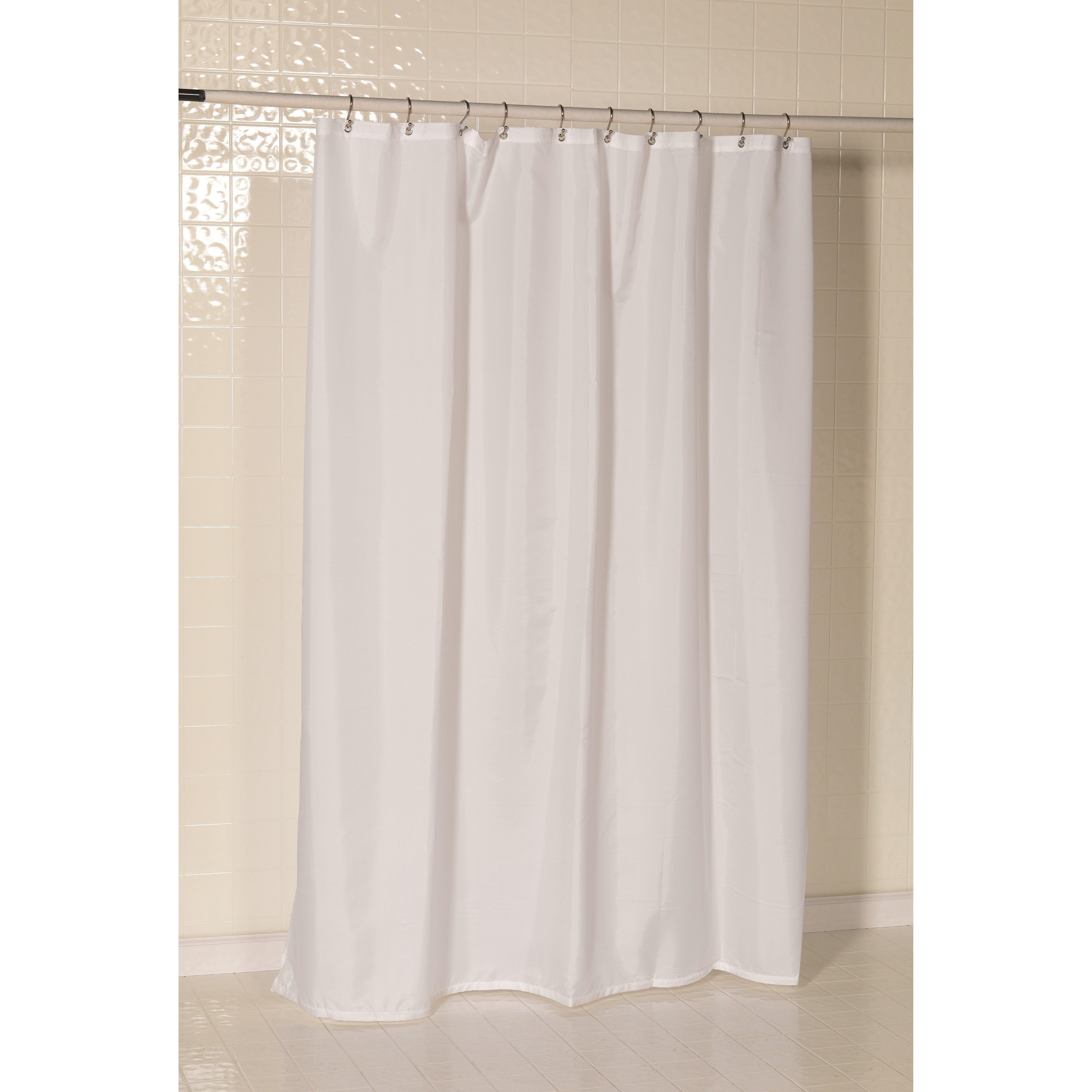 Nylon Shower Curtain Liner