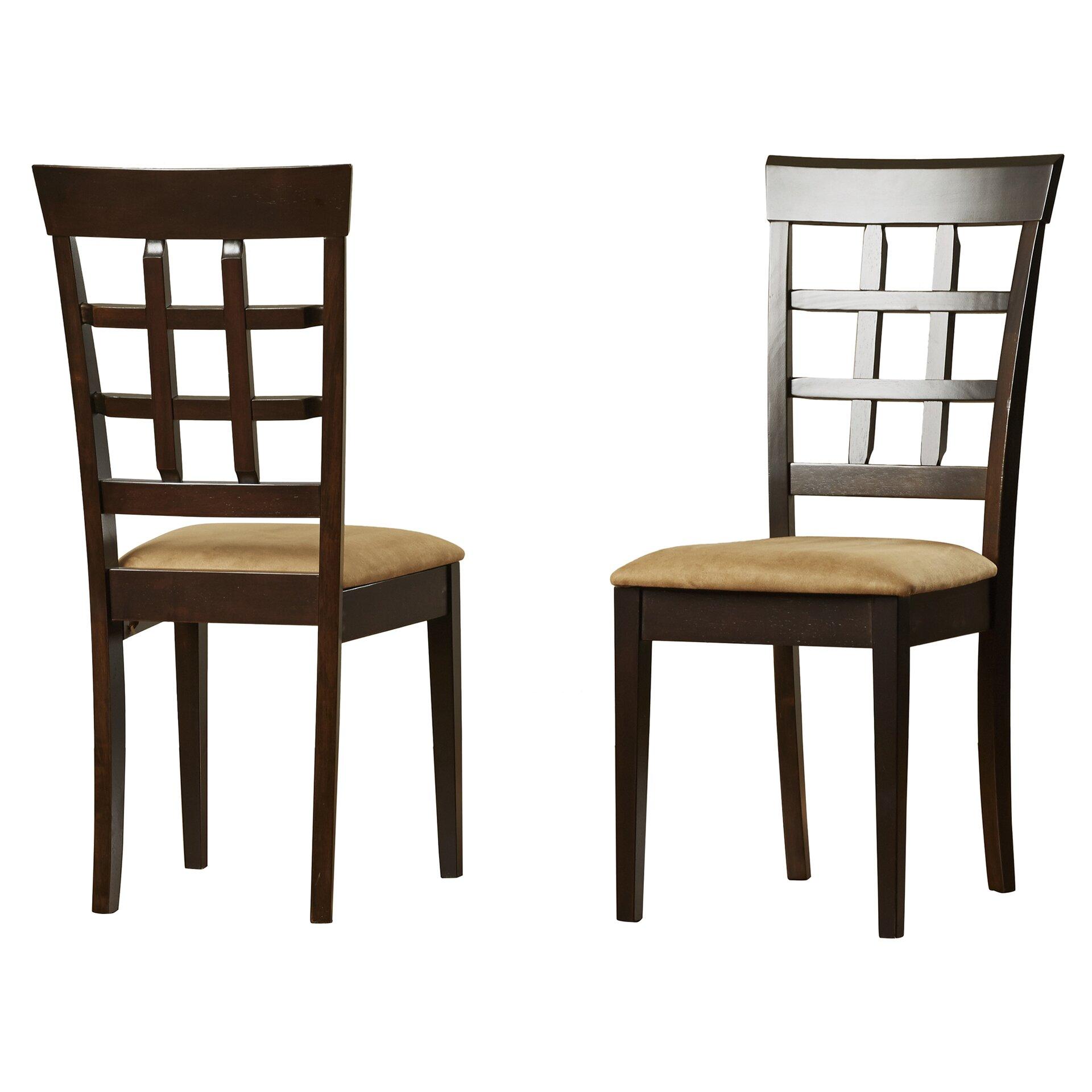 Charlton Home Greensburg Wheat Back Side Chair Amp Reviews