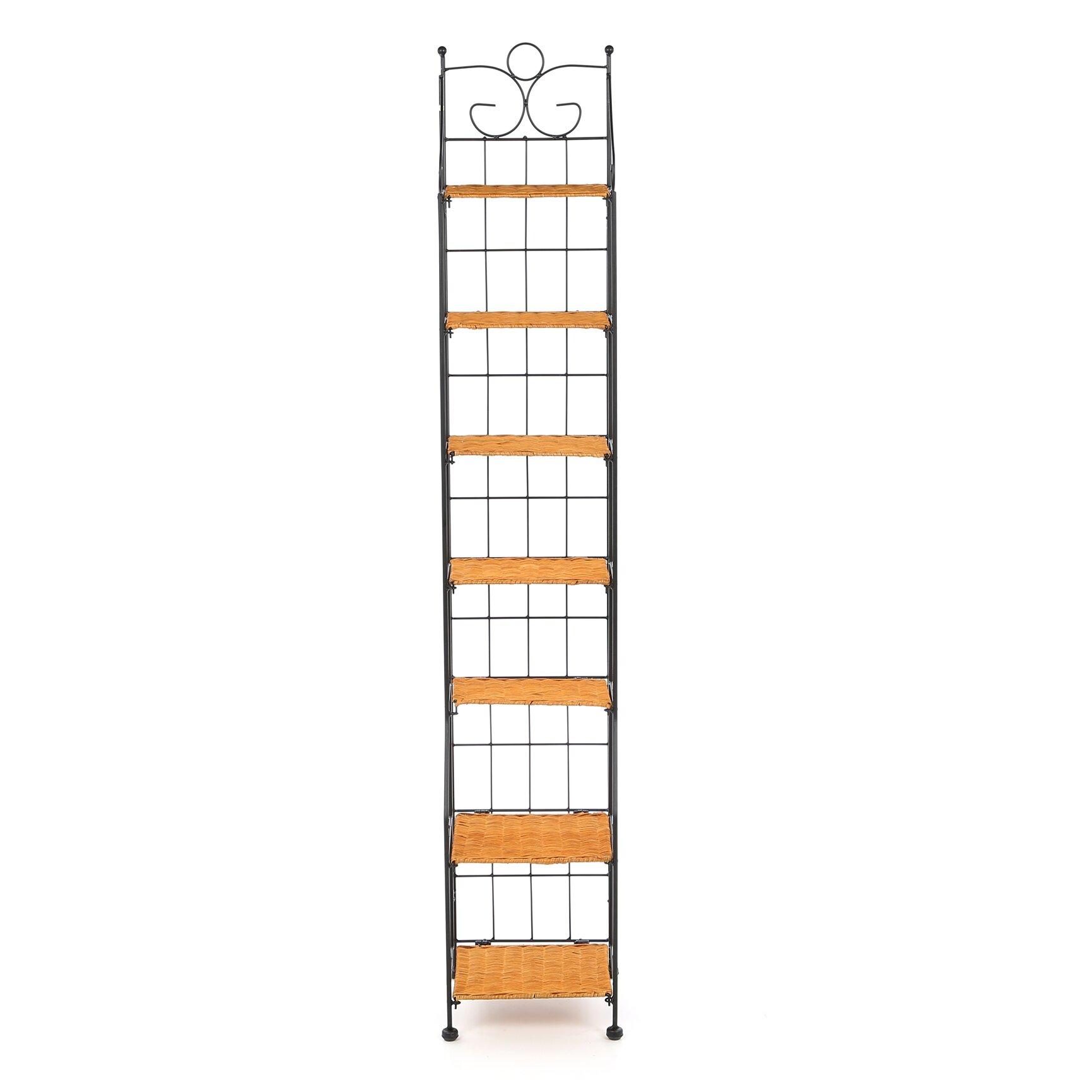 Charlton Home Multimedia Storage Rack Reviews Wayfair