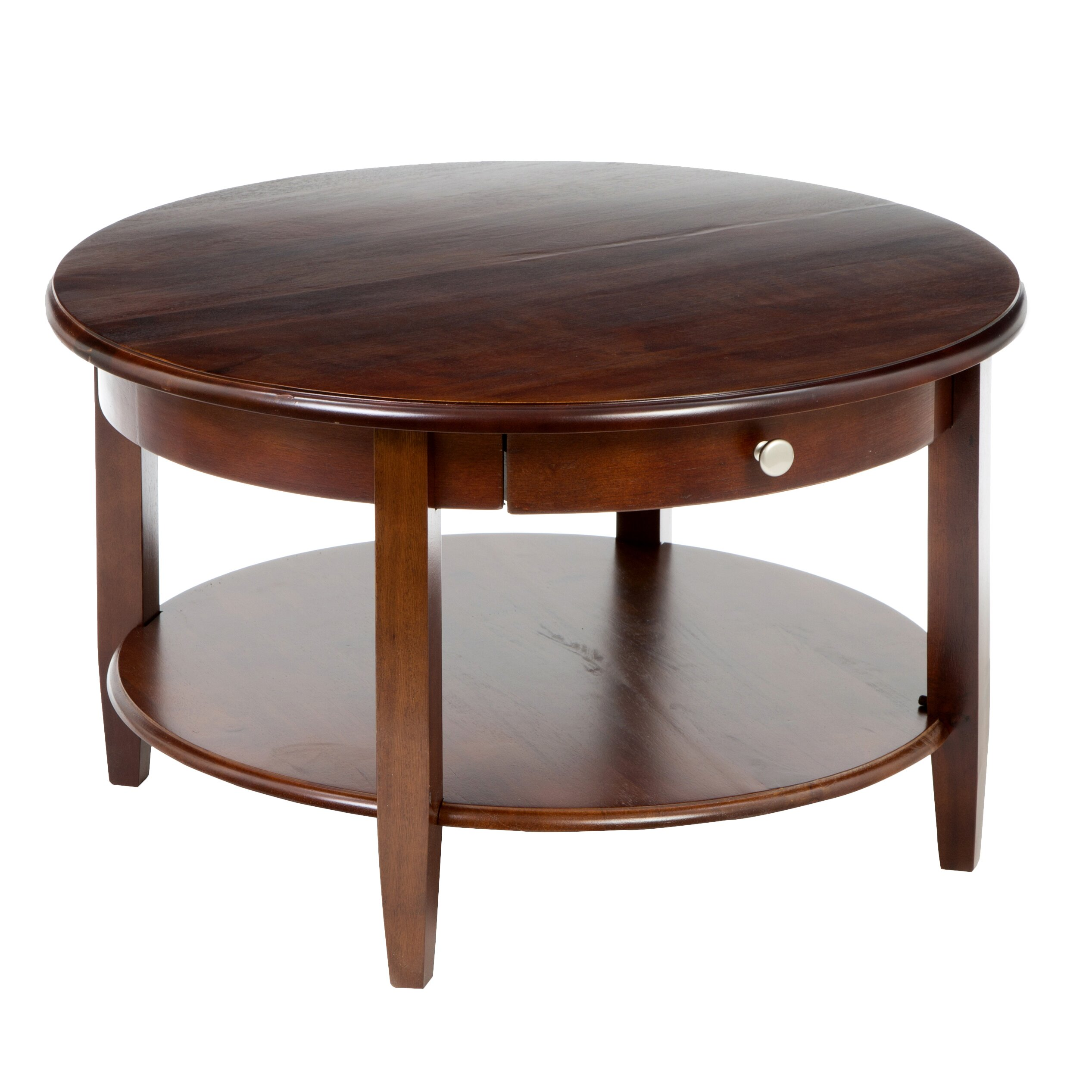 Wayfair Table: Charlton Home Braeswood Coffee Table & Reviews