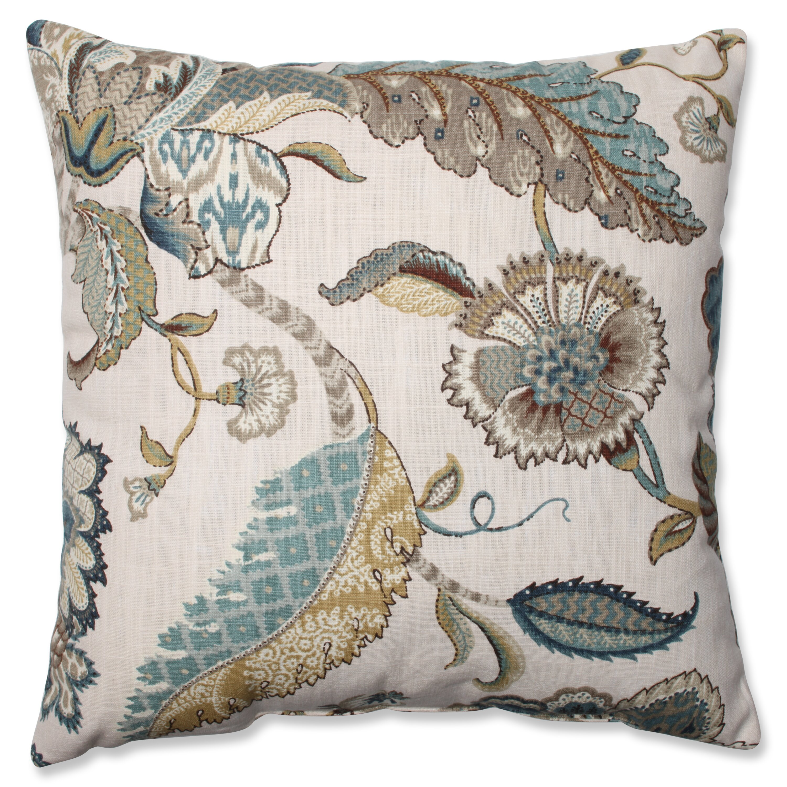 Images For Decorative Pillows : Charlton Home Erie 100% Cotton Throw Pillow & Reviews Wayfair