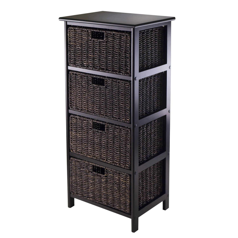 Charlton Home Benson 4 Drawer Storage Chest Reviews