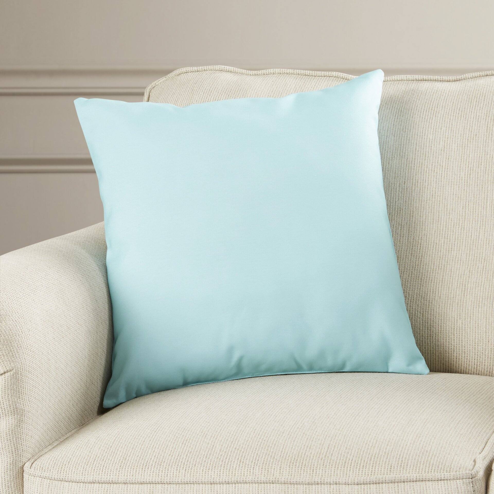 Decorative Pillows Linen : Charlton Home Ballard Linen Throw Pillow & Reviews Wayfair