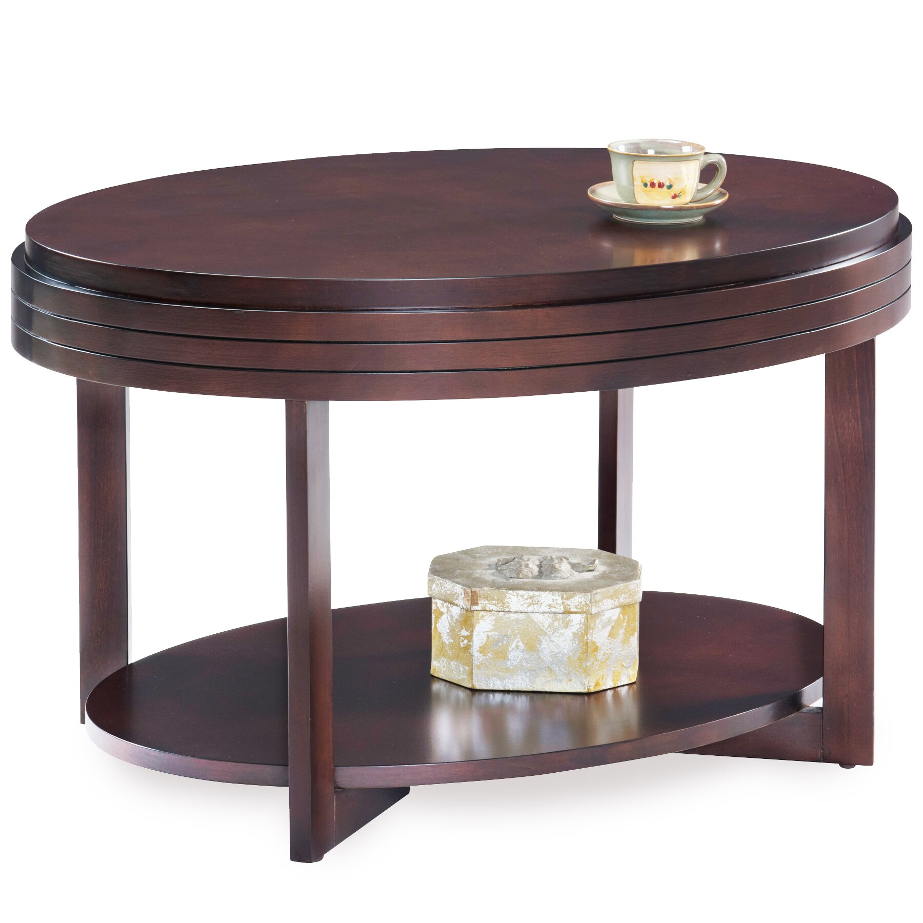 Charlton Home Apple Valley Coffee Table & Reviews