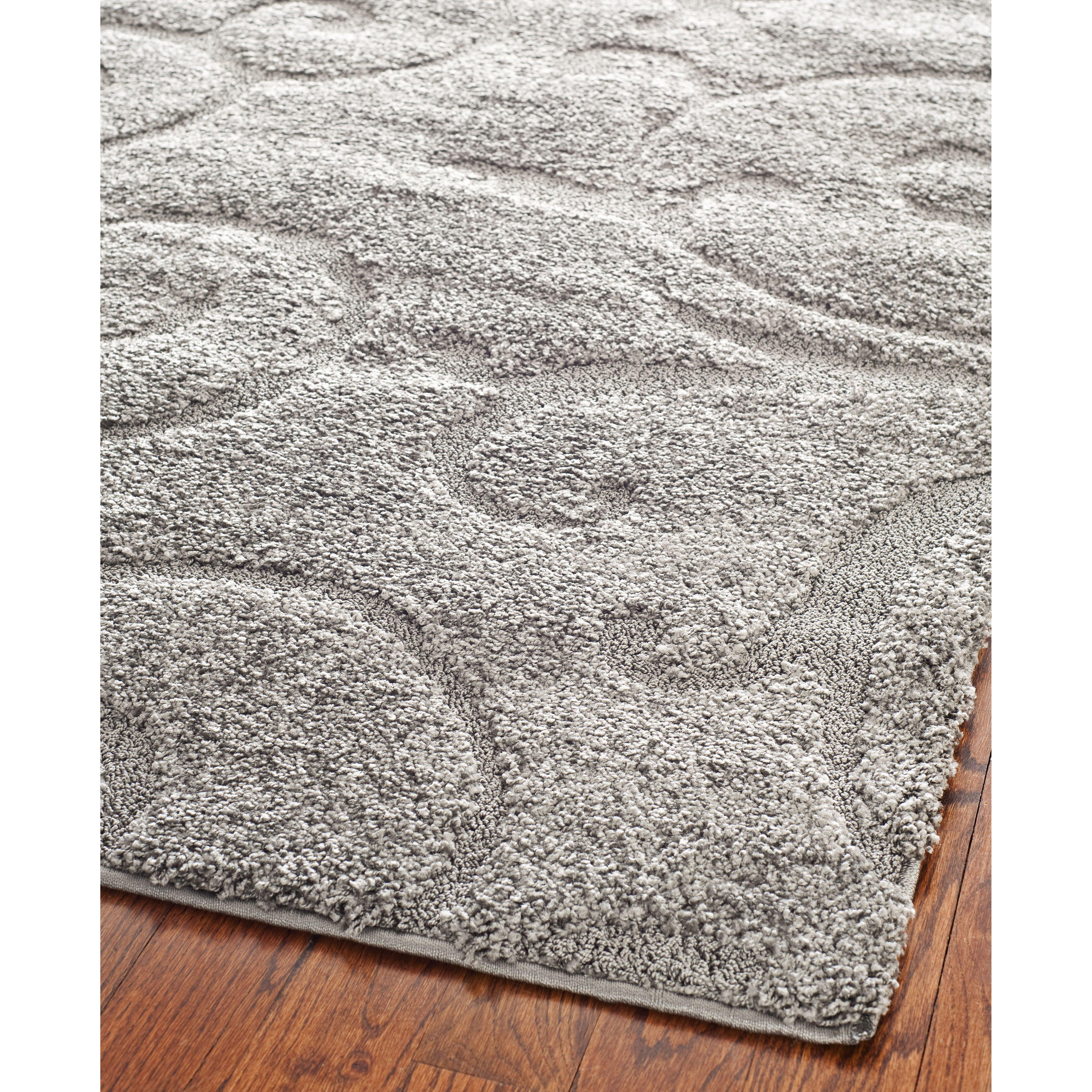 charlton home rowes swirl gray area rug reviews wayfair