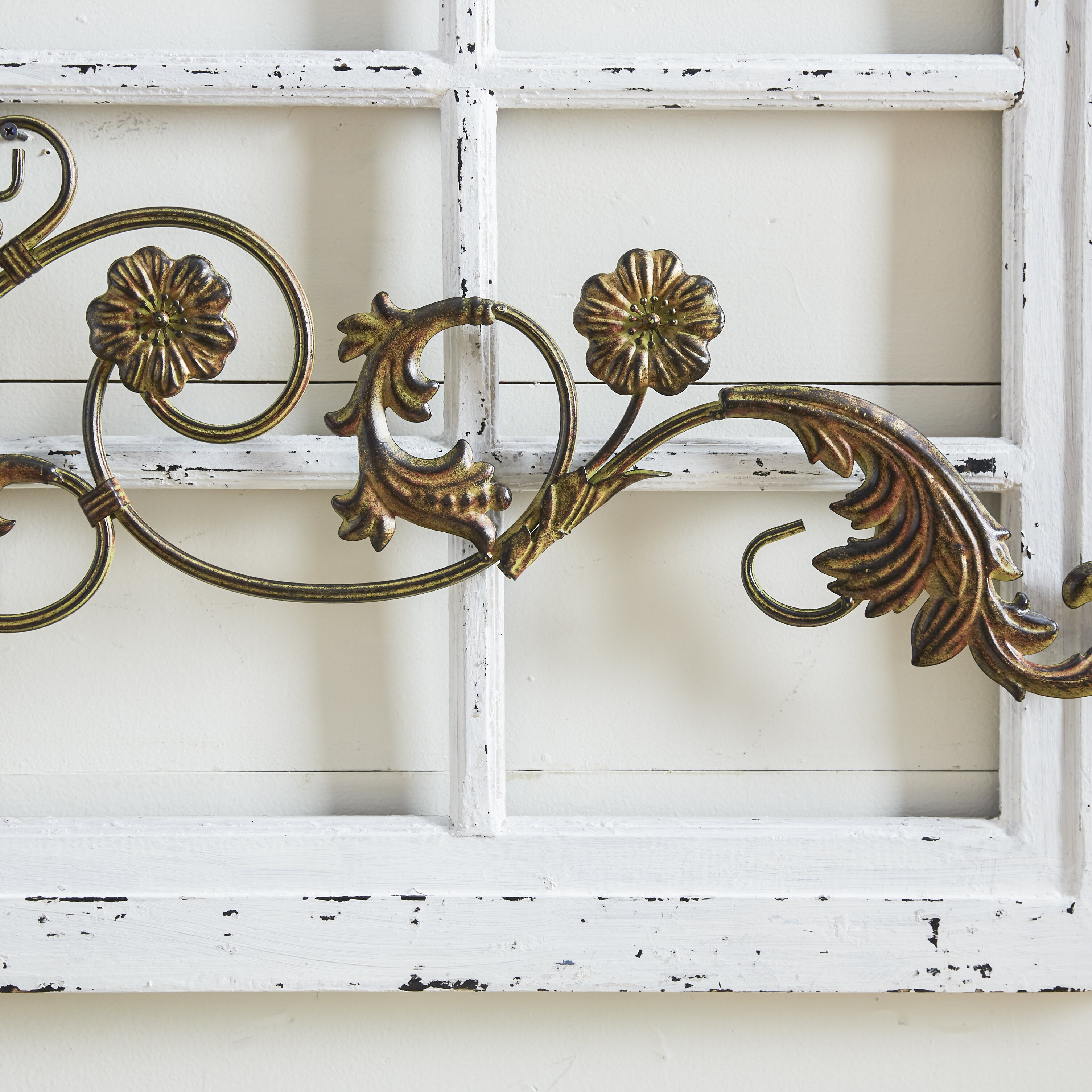 Charlton Home Wrought Iron Wall D?cor & Reviews | Wayfair