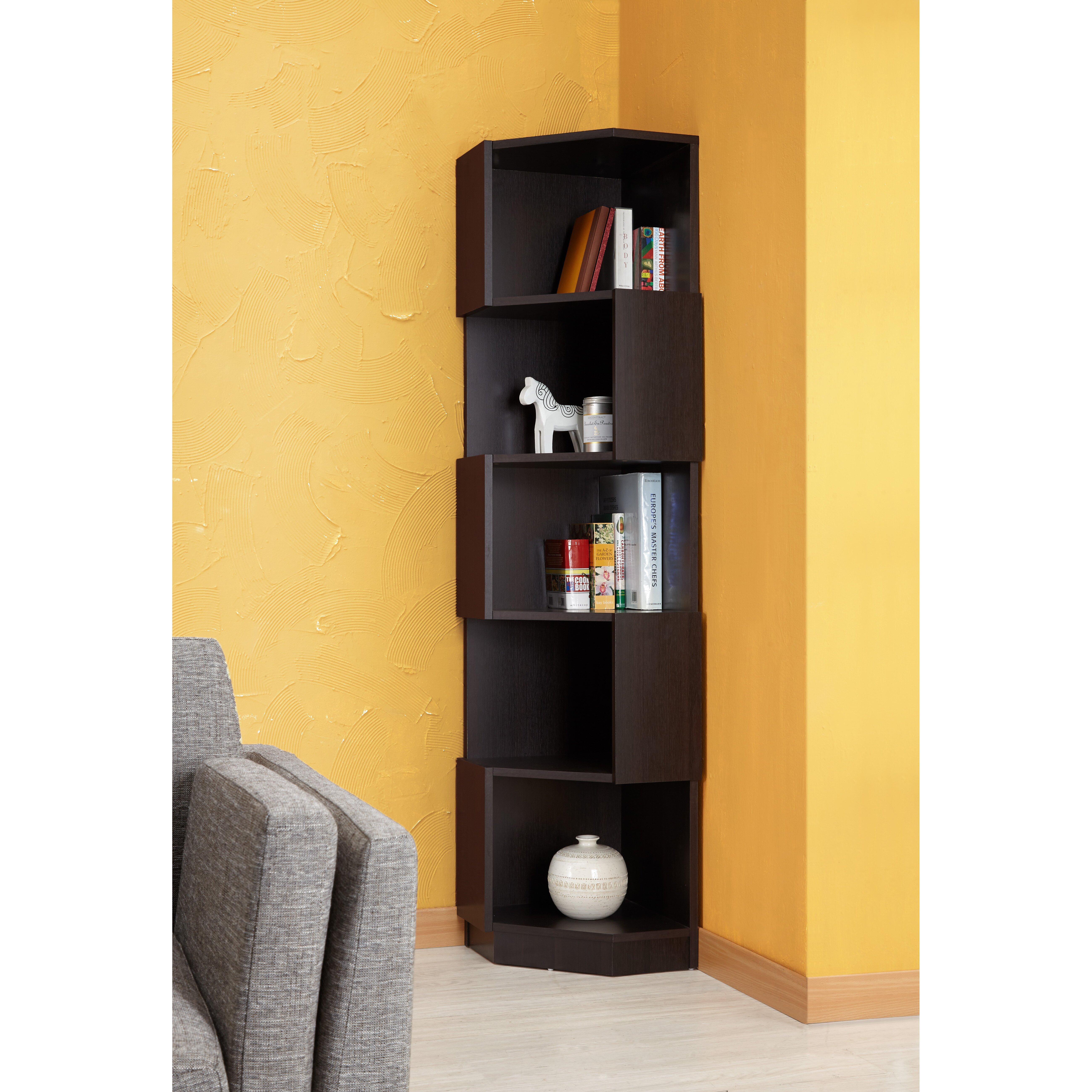 Varick Gallery Courtdale 71 Quot Corner Unit Bookcase