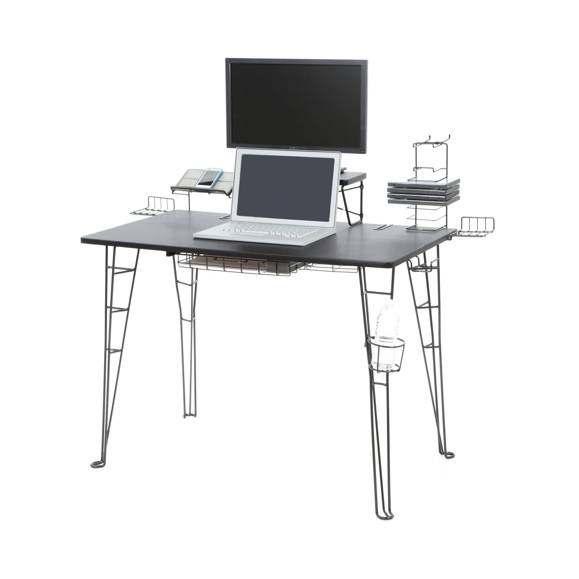 Varick Gallery Wyona Gaming puter Desk & Reviews