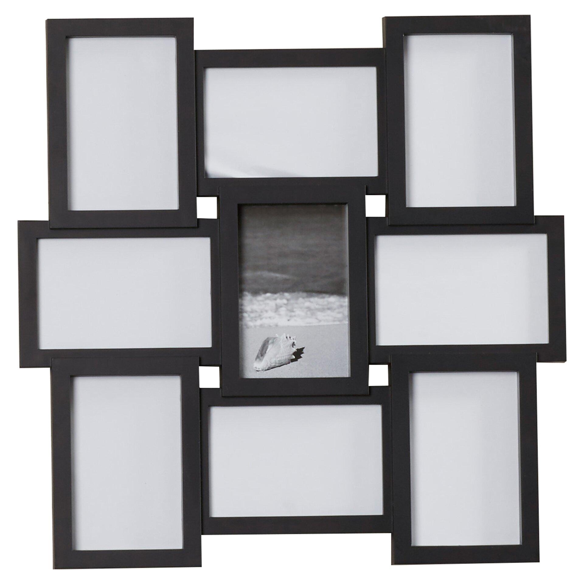 varick gallery brennan 4 x 6 collage picture frame reviews wayfair. Black Bedroom Furniture Sets. Home Design Ideas