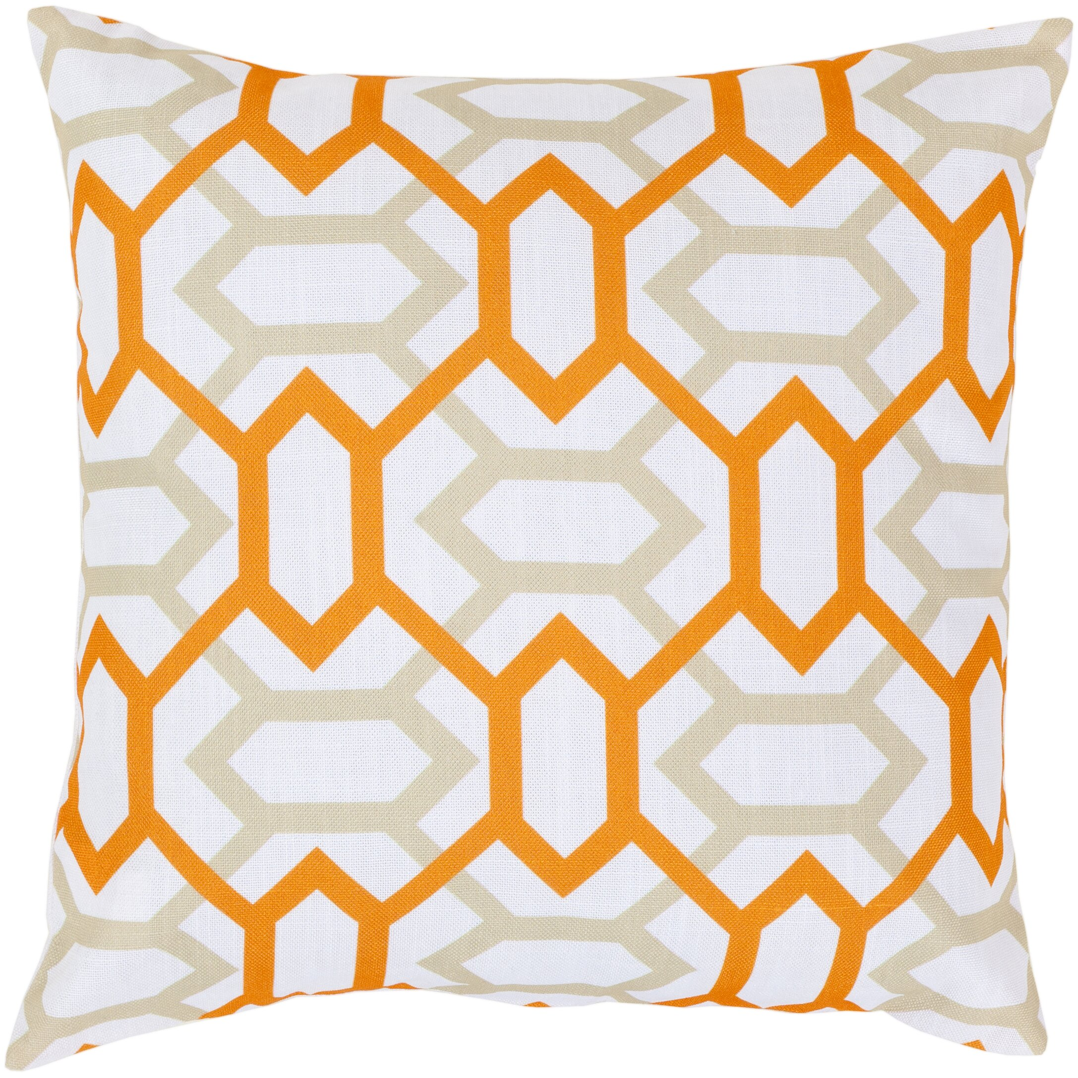Throw Pillow Gallery : Varick Gallery Appling the Diamonds Throw Pillow & Reviews Wayfair