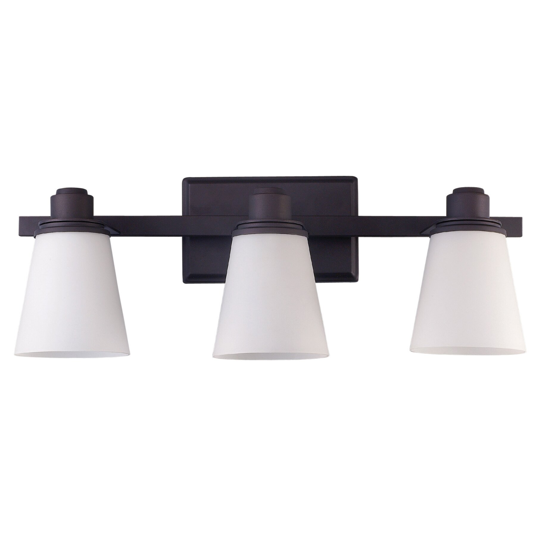 Varick Gallery Mehara 3 Light Bath Vanity Light & Reviews