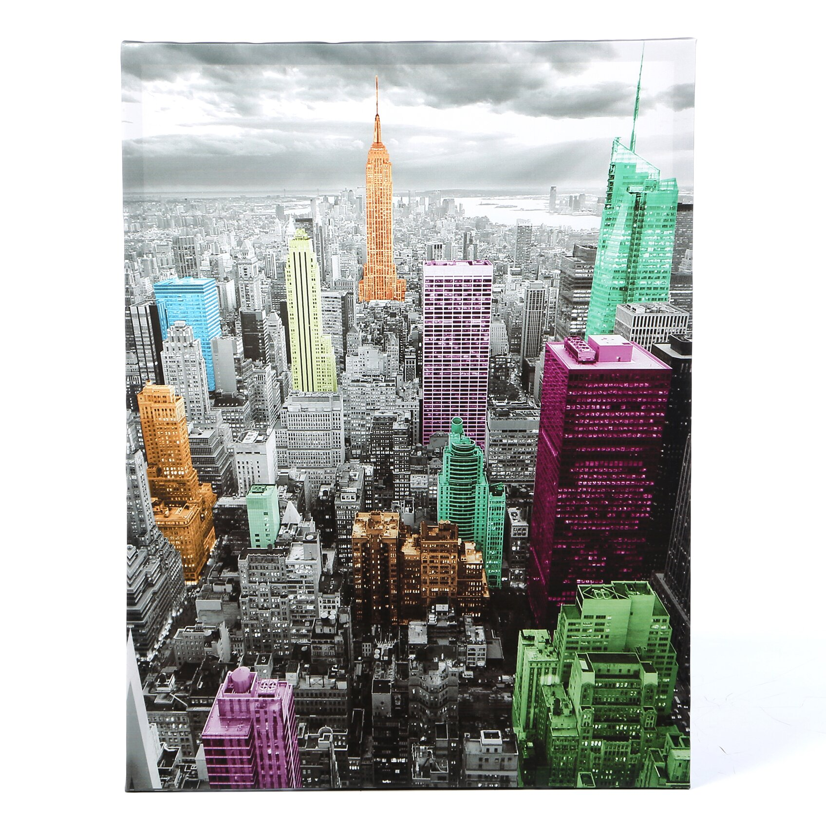 Oriental furniture highlights of new york skyline graphic for Asian furniture nyc