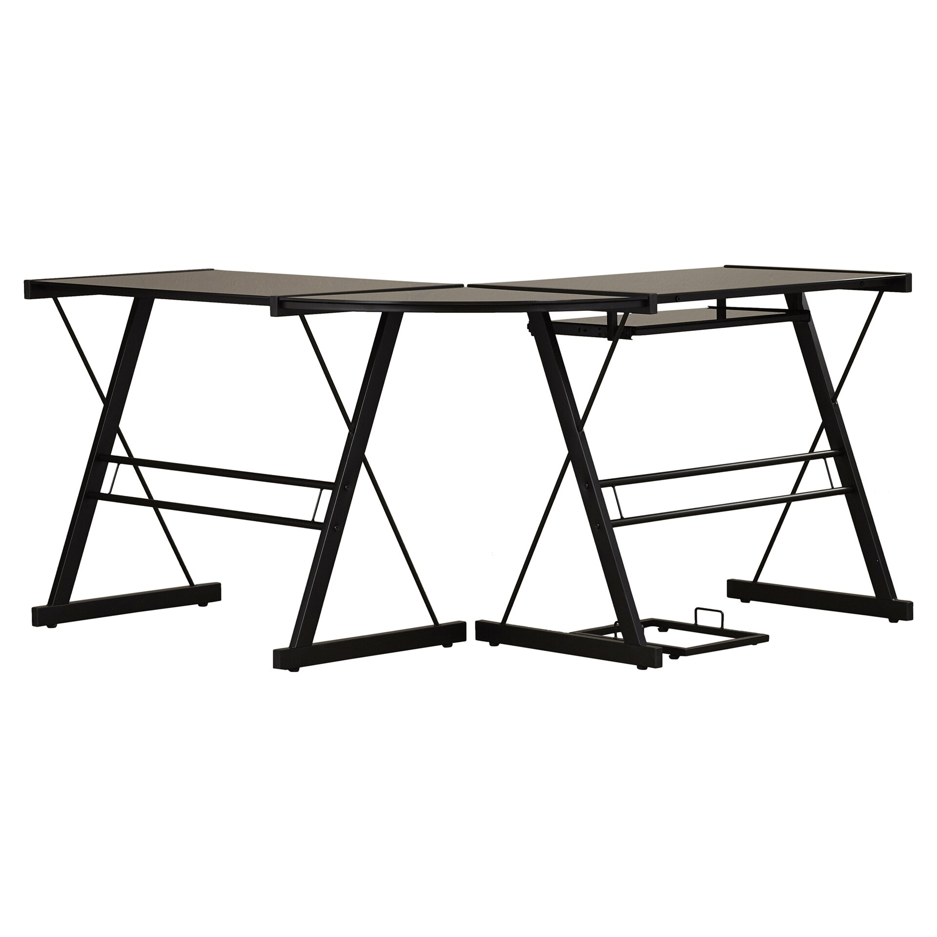 Varick gallery rexdale corner computer desk reviews - Next corner computer desk ...