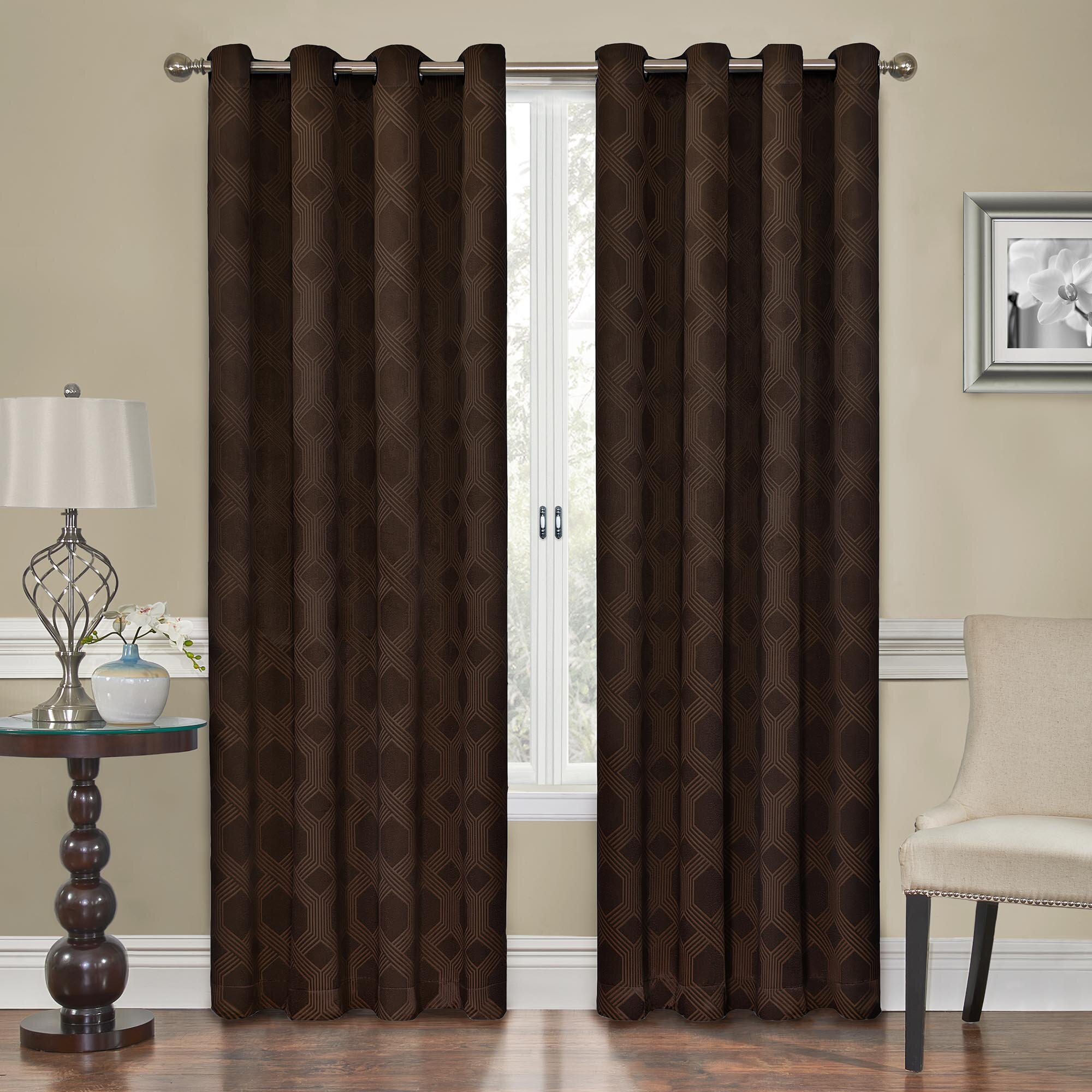 Varick Gallery Little Italy Curtain Single Panel Amp Reviews