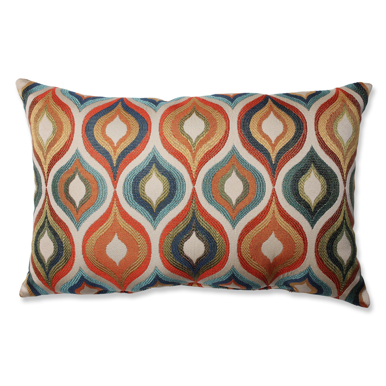 Varick Gallery Woodlynne Jewel Throw Pillow & Reviews Wayfair